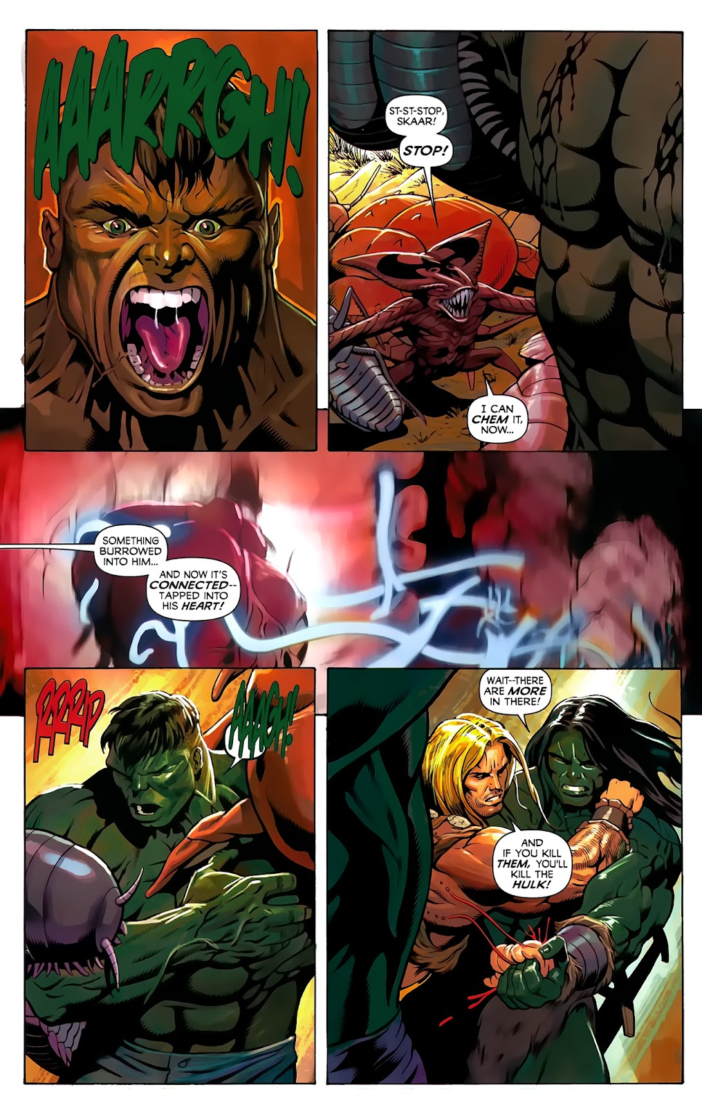 Incredible Hulks (2010) Issue #624 #14 - English 19