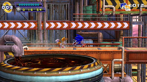 Sonic 4 Episode II apk and sd data