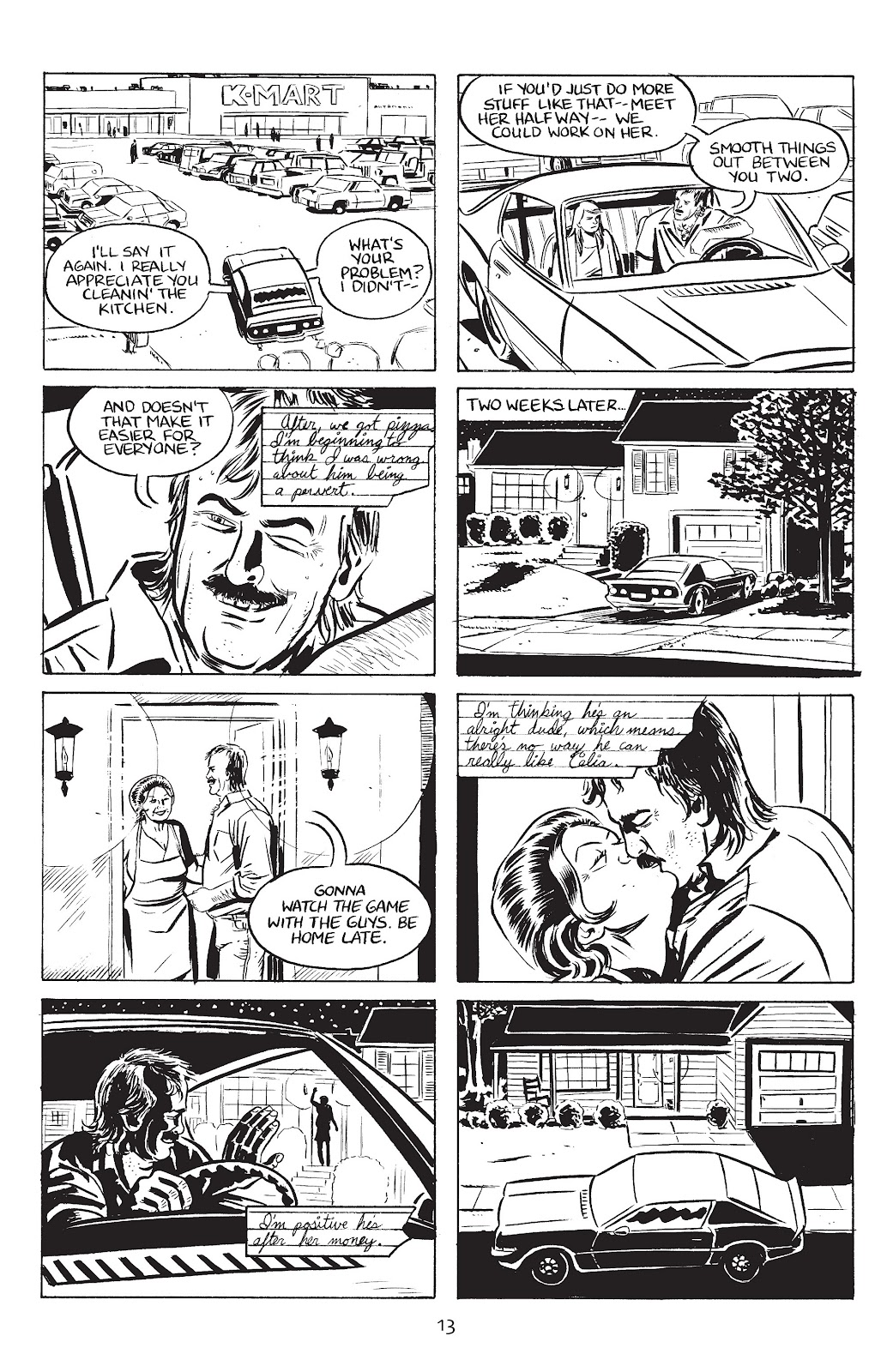 Stray Bullets Issue #36 #36 - English 15