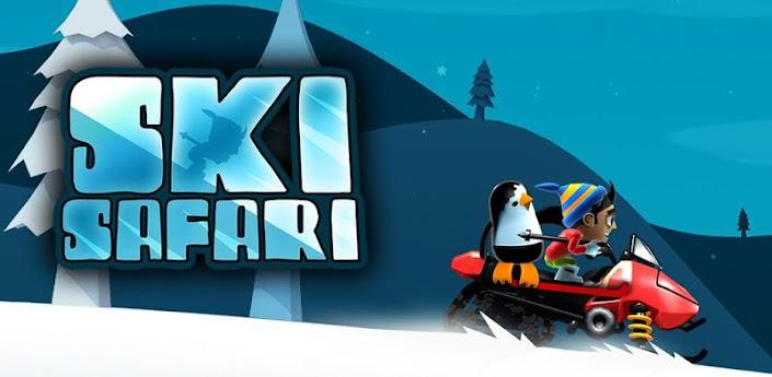 تحميل لعبة ski safari, تحميل Ski Safari apk