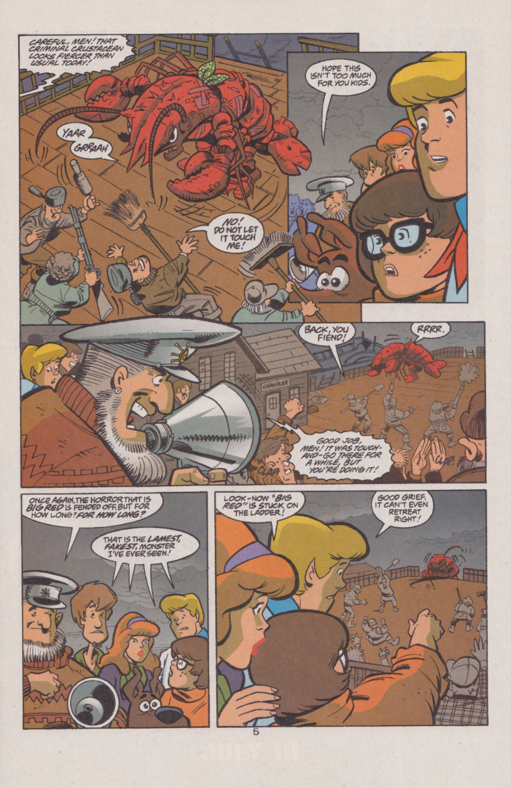 Read online Scooby-Doo (1997) comic -  Issue #13 - 6
