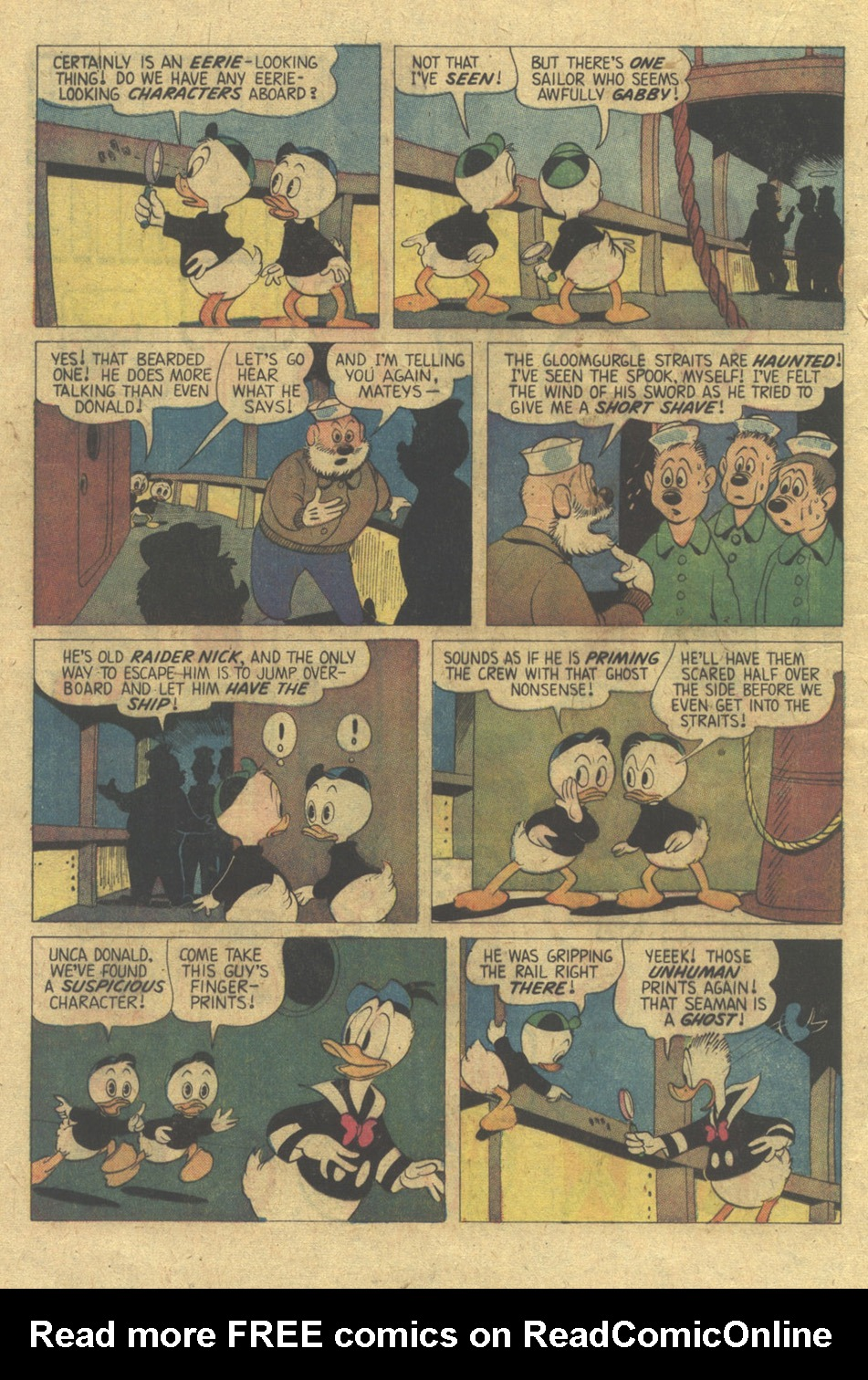 Uncle Scrooge (1953) Issue #119 #119 - English 20