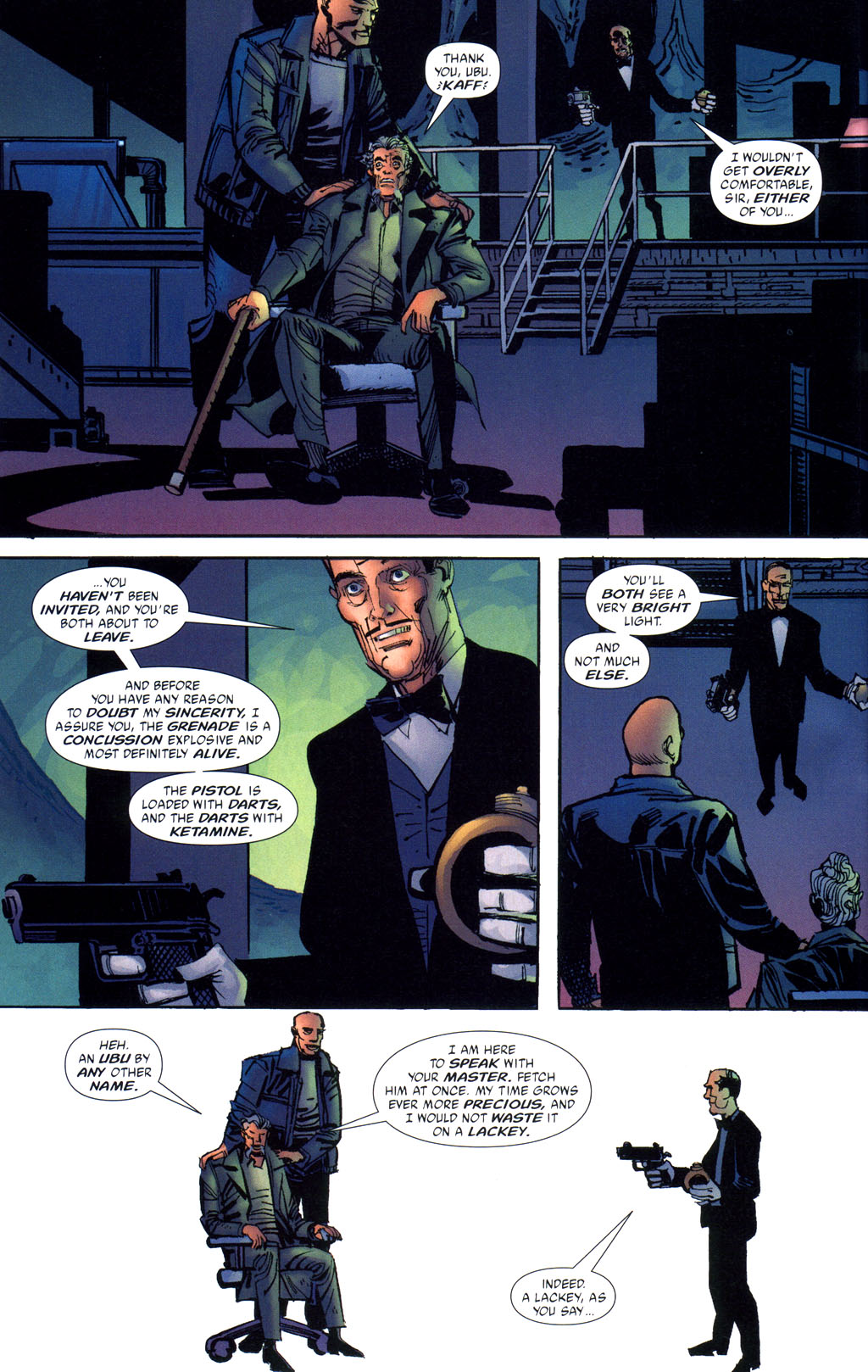 Batman: Death and the Maidens 6 Page 11