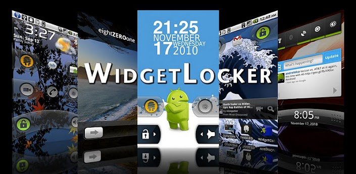 WidgetLocker Lockscreen apk