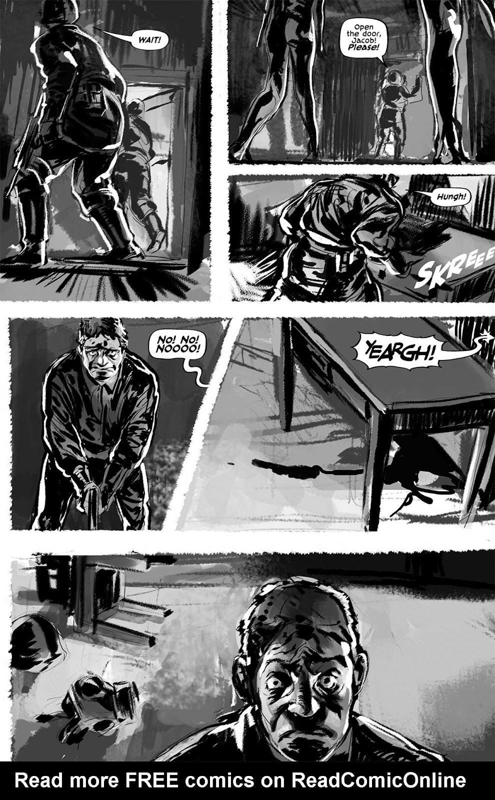 Creepy (2009) Issue #1 #1 - English 31