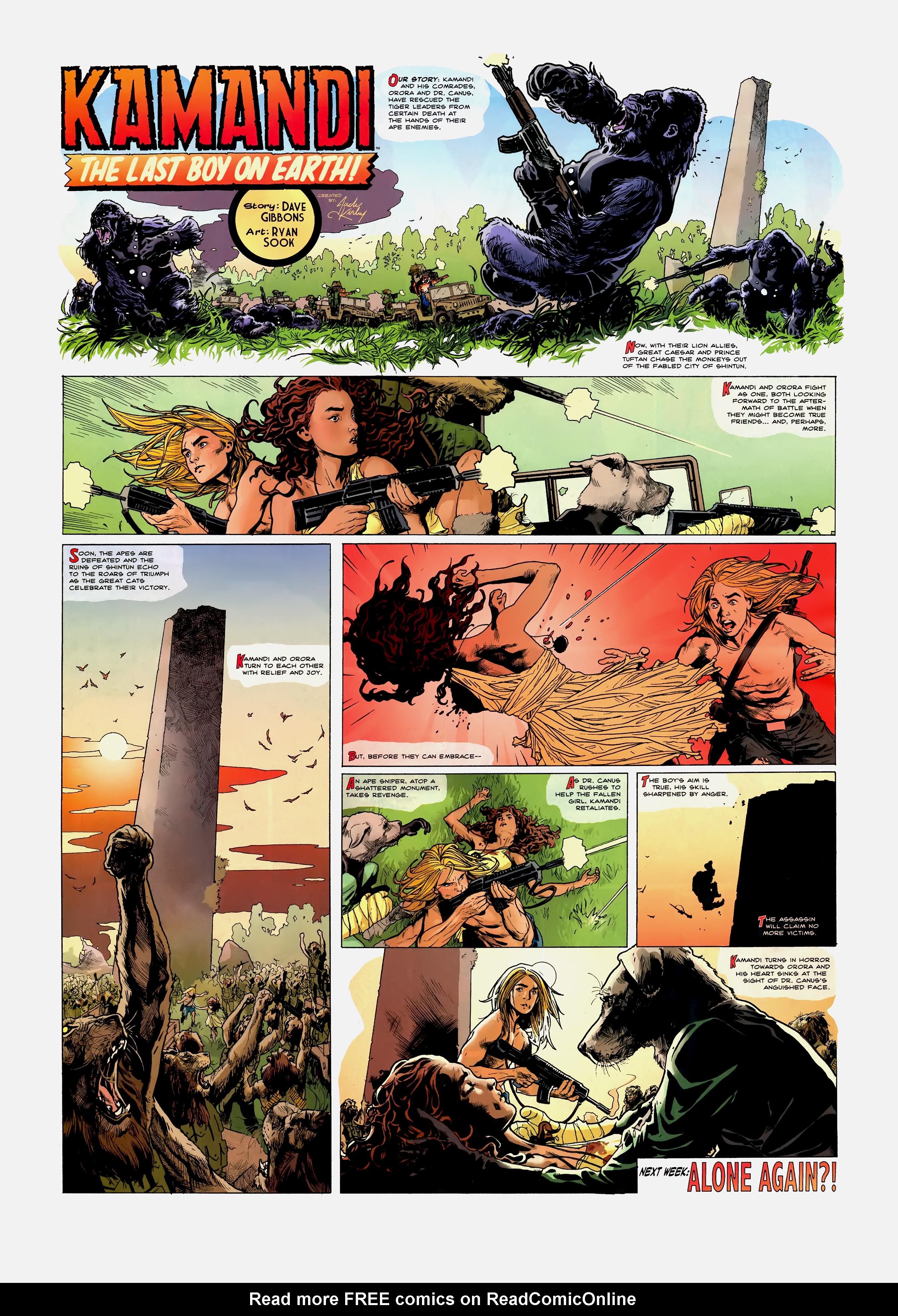 Read online Wednesday Comics comic -  Issue #11 - 3