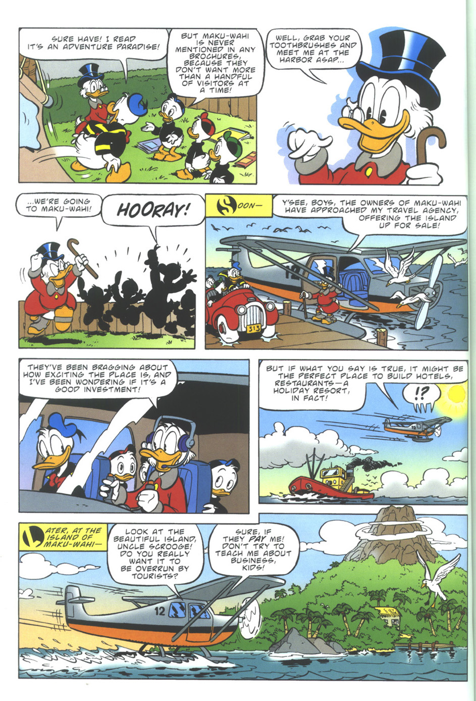 Uncle Scrooge (1953) Issue #337 #337 - English 32
