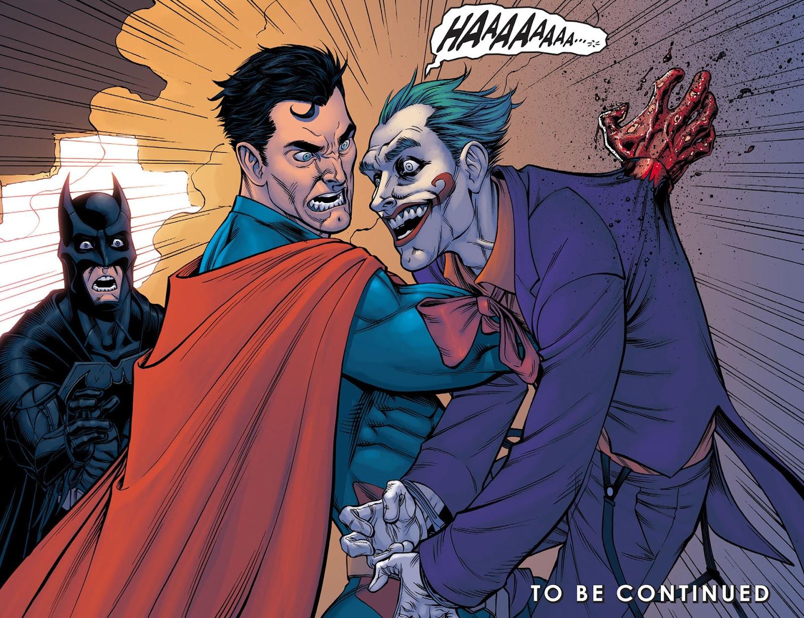 Injustice: Gods Among Us [I] Issue #4 #5 - English 22