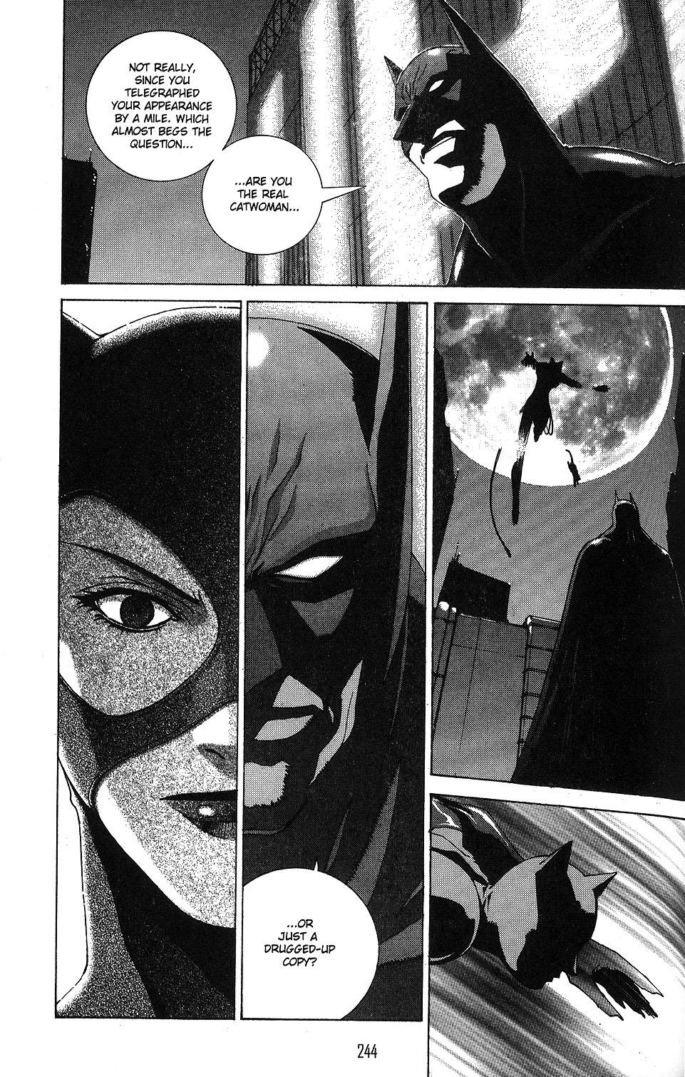 Read online Batman: Child of Dreams comic -  Issue # Full - 232