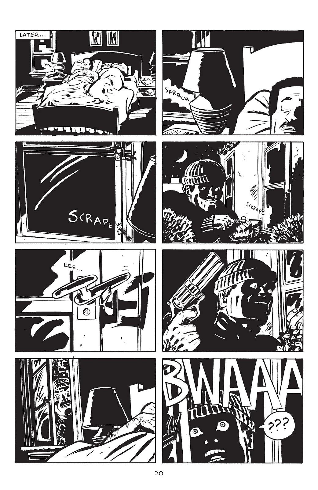 Stray Bullets Issue #21 #21 - English 22