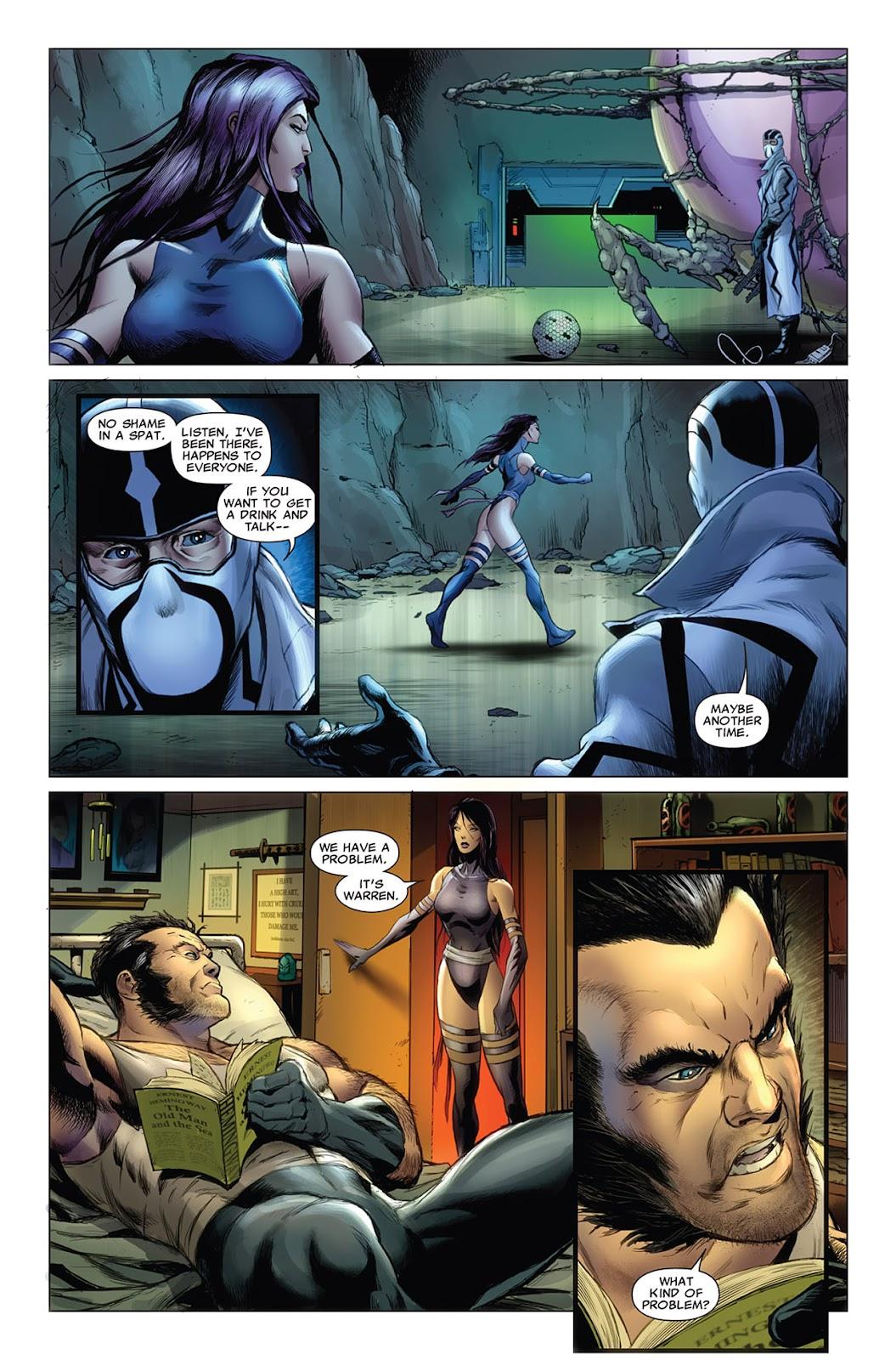 Uncanny X-Force (2010) Issue #10 #11 - English 10