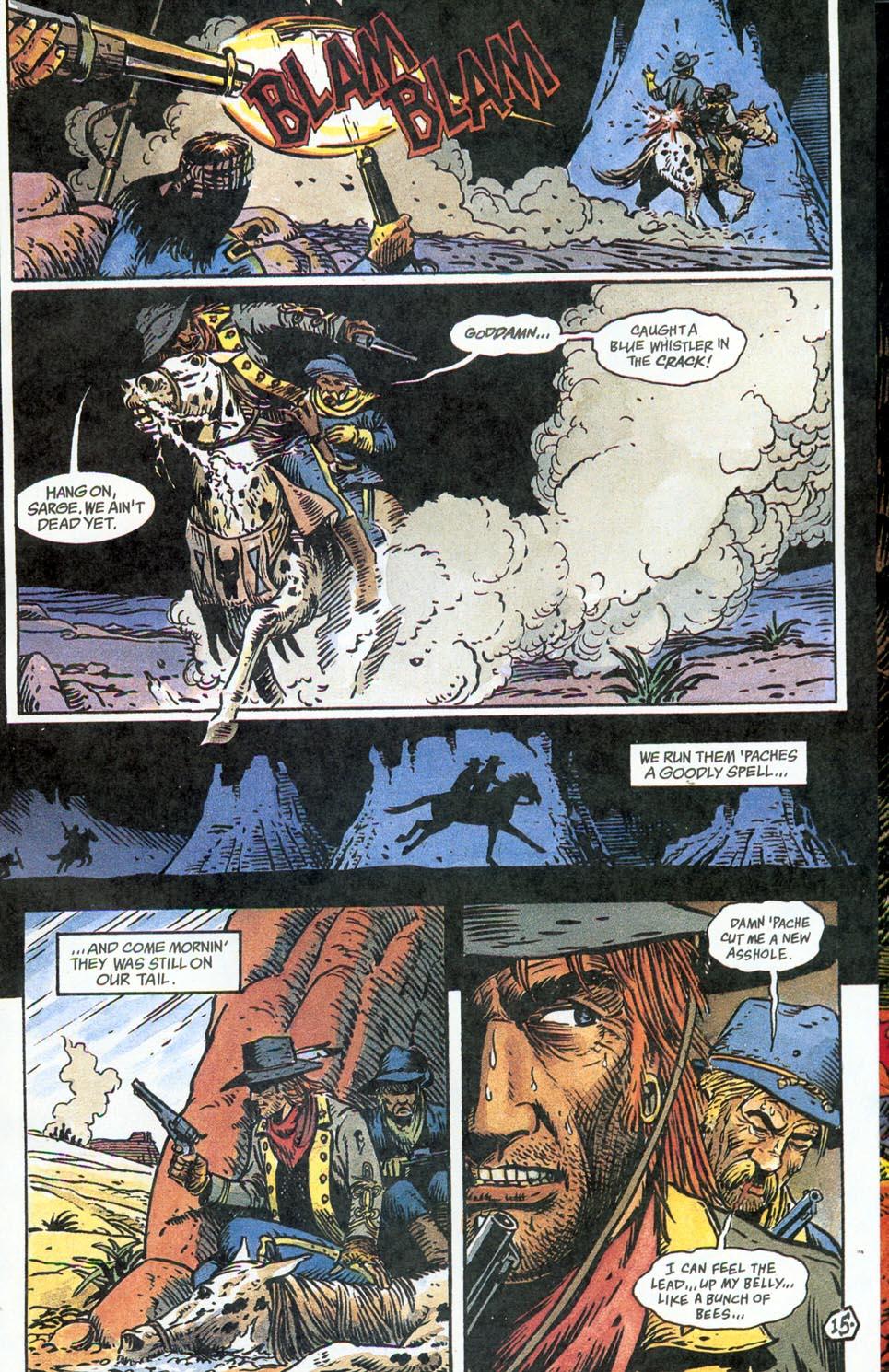 Jonah Hex: Two-Gun Mojo Issue #5 #5 - English 17