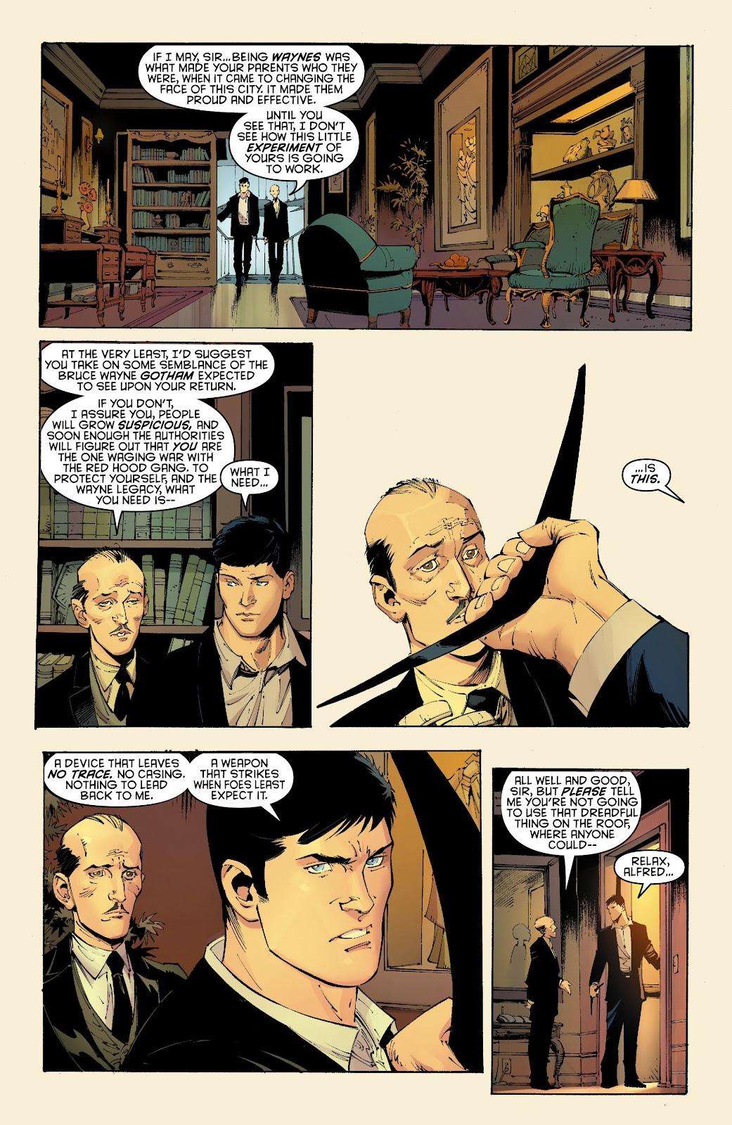 Batman (2011) Issue #0 #15 - English 15