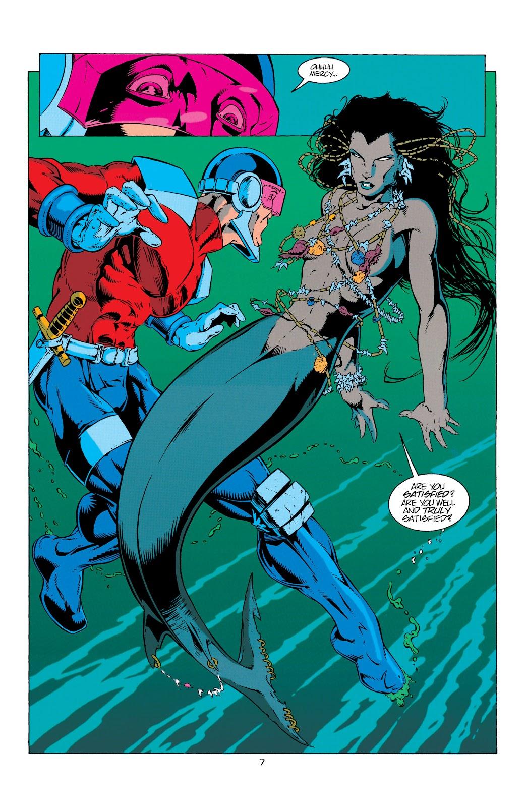 Aquaman (1994) Issue #7 #13 - English 8