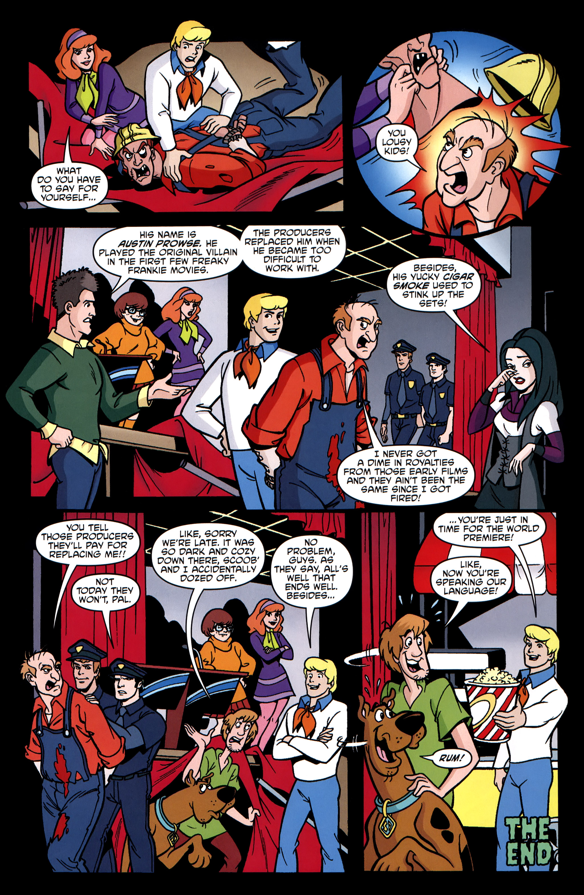 Read online Scooby-Doo: Where Are You? comic -  Issue #32 - 29