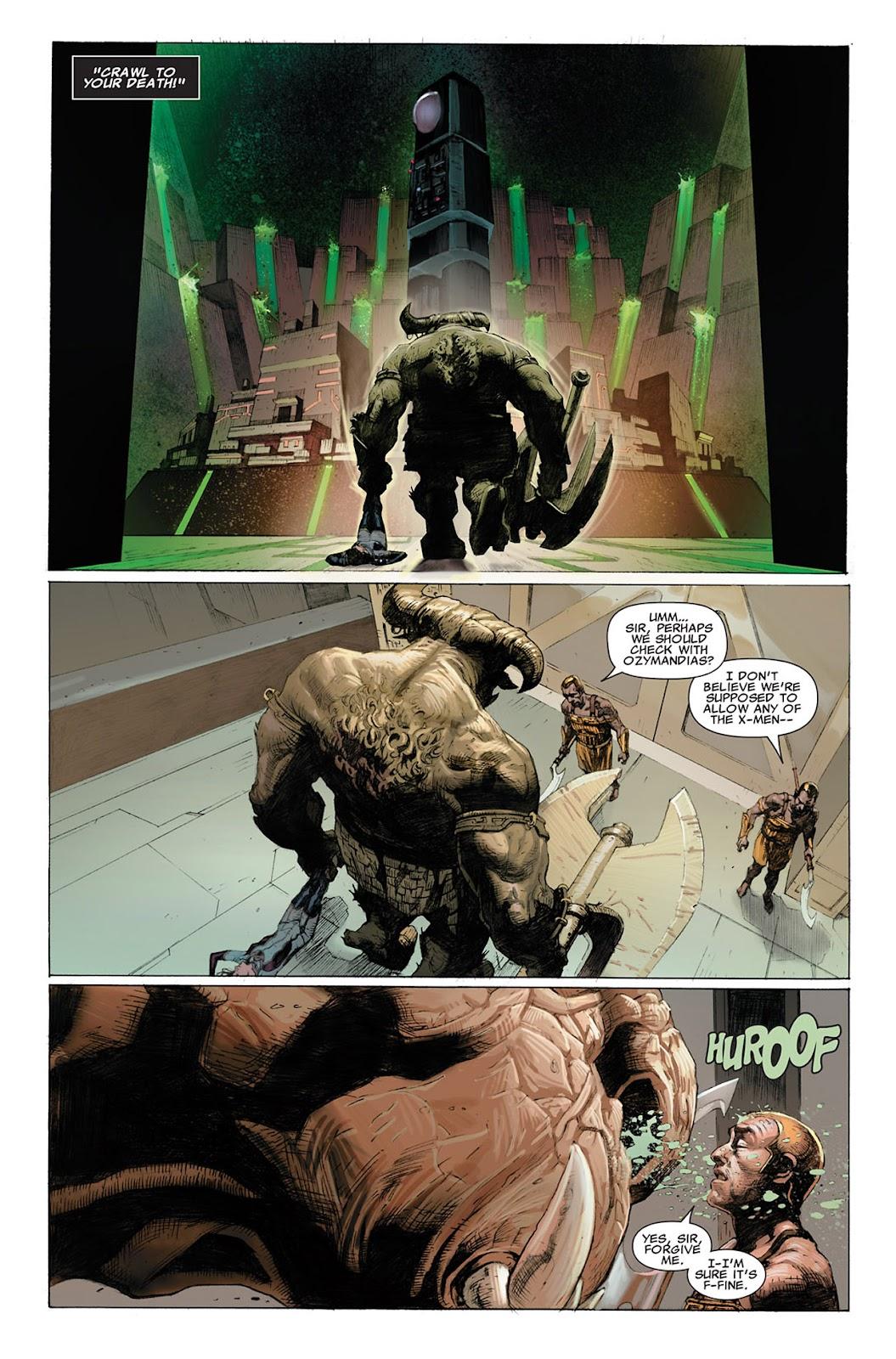 Uncanny X-Force (2010) Issue #3 #3 - English 17