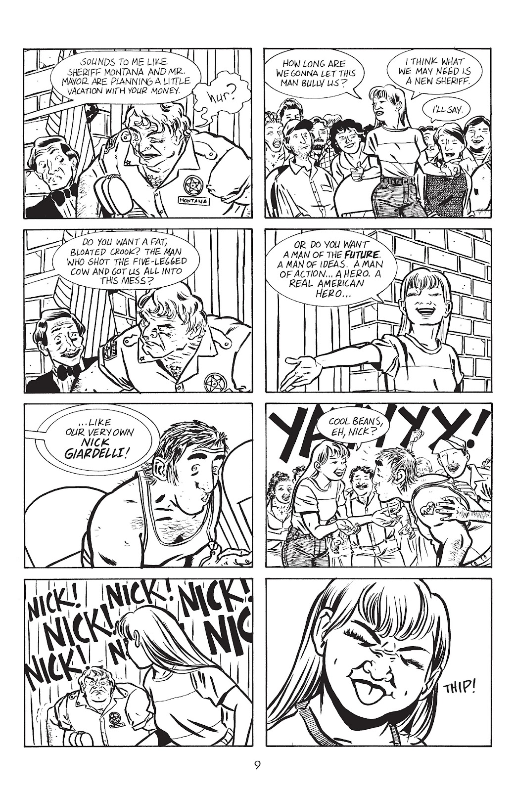 Stray Bullets Issue #13 #13 - English 11