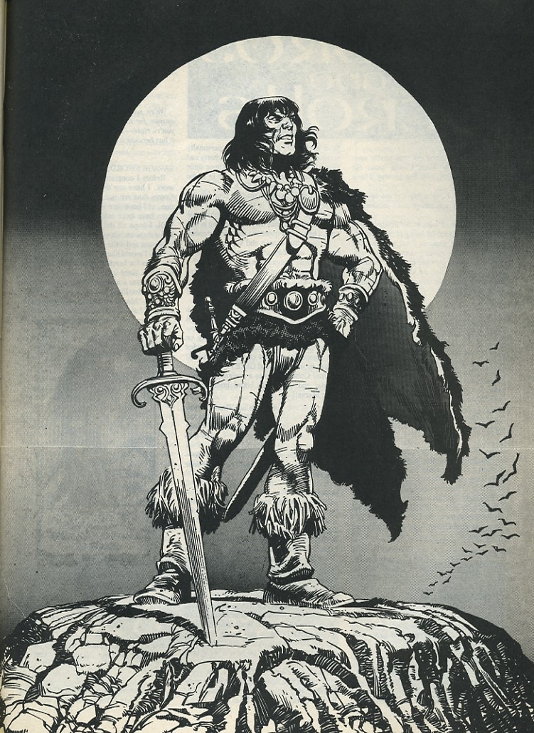 The Savage Sword Of Conan Issue #173 #174 - English 63