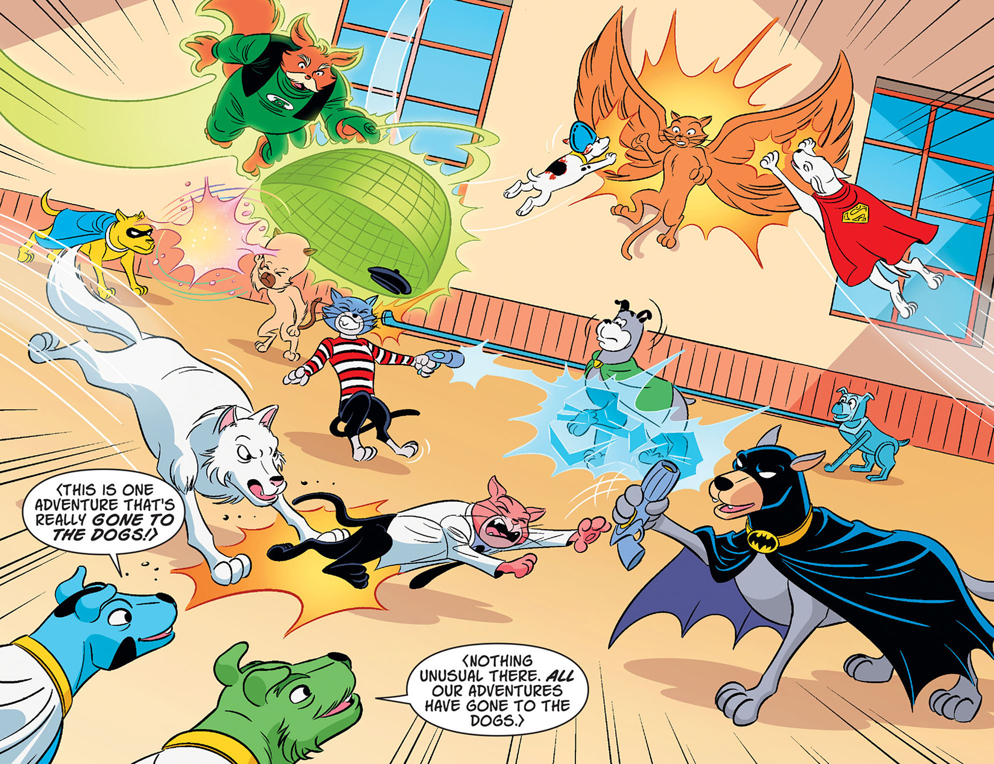 Read online Scooby-Doo! Team-Up comic -  Issue #36 - 17