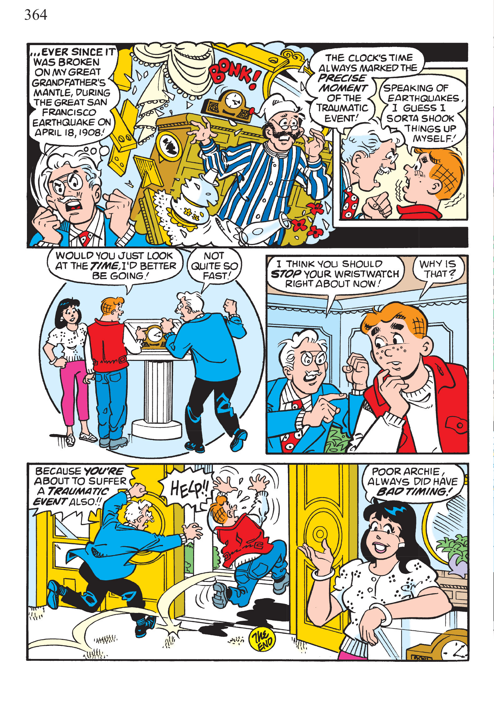 Read online The Best of Archie Comics comic -  Issue # TPB 1 (Part 2) - 134