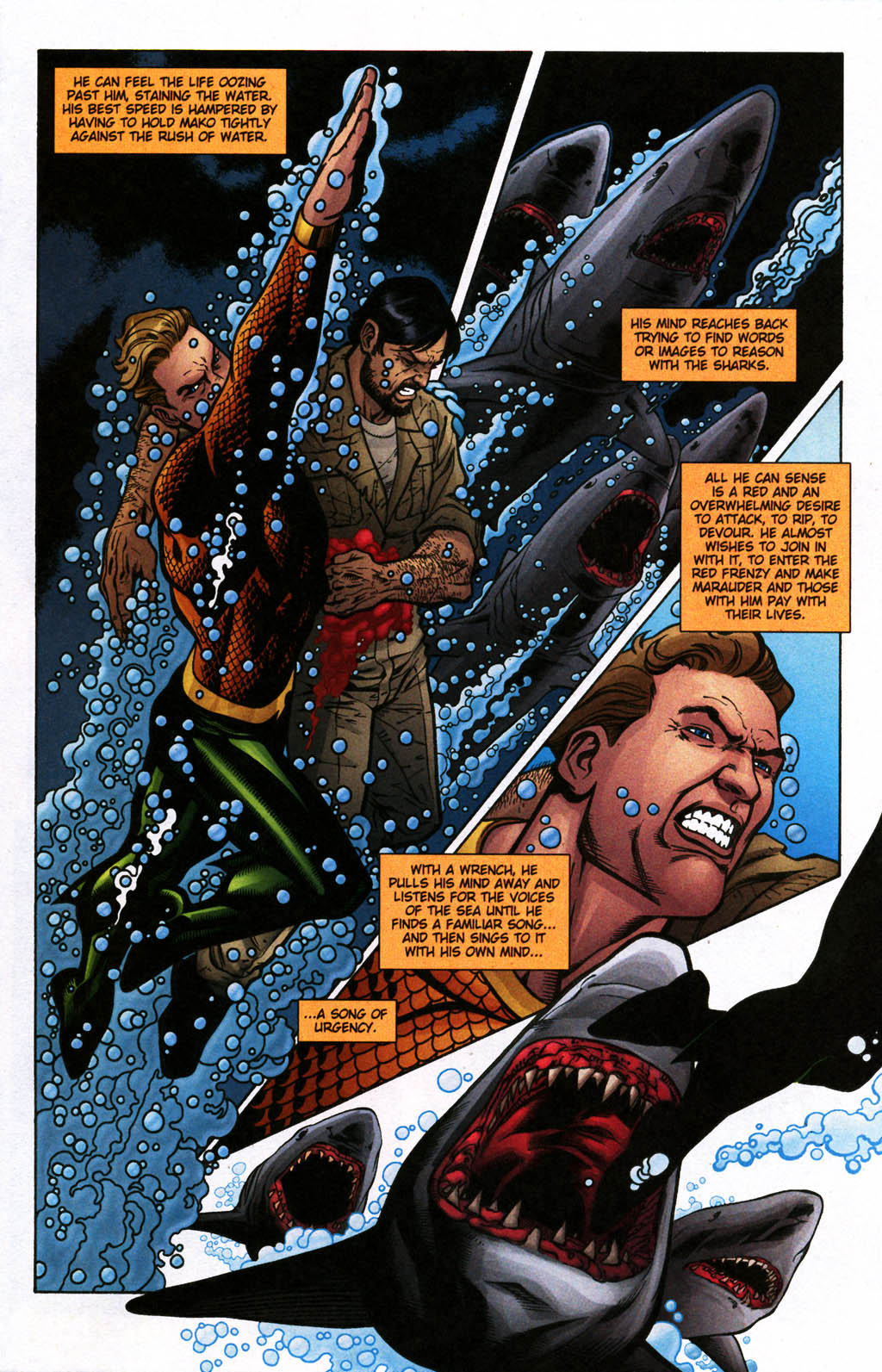Aquaman (2003) Issue #24 #24 - English 9