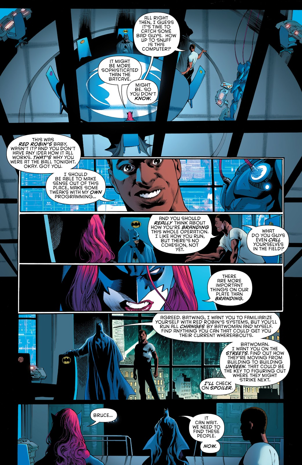 Detective Comics (2016) Issue #944 #11 - English 17