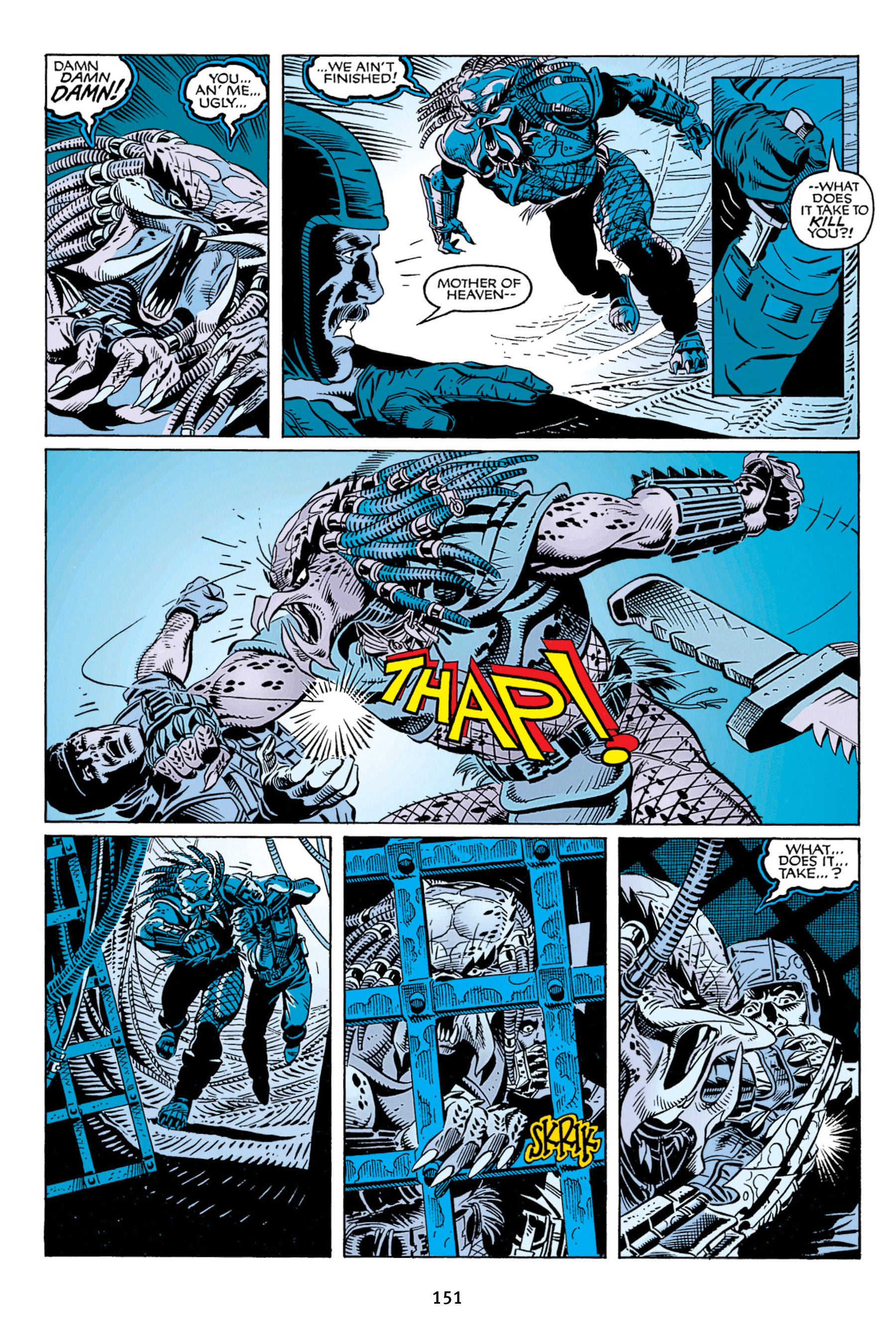Aliens vs. Predator Omnibus _TPB_2_Part_2 Page 38