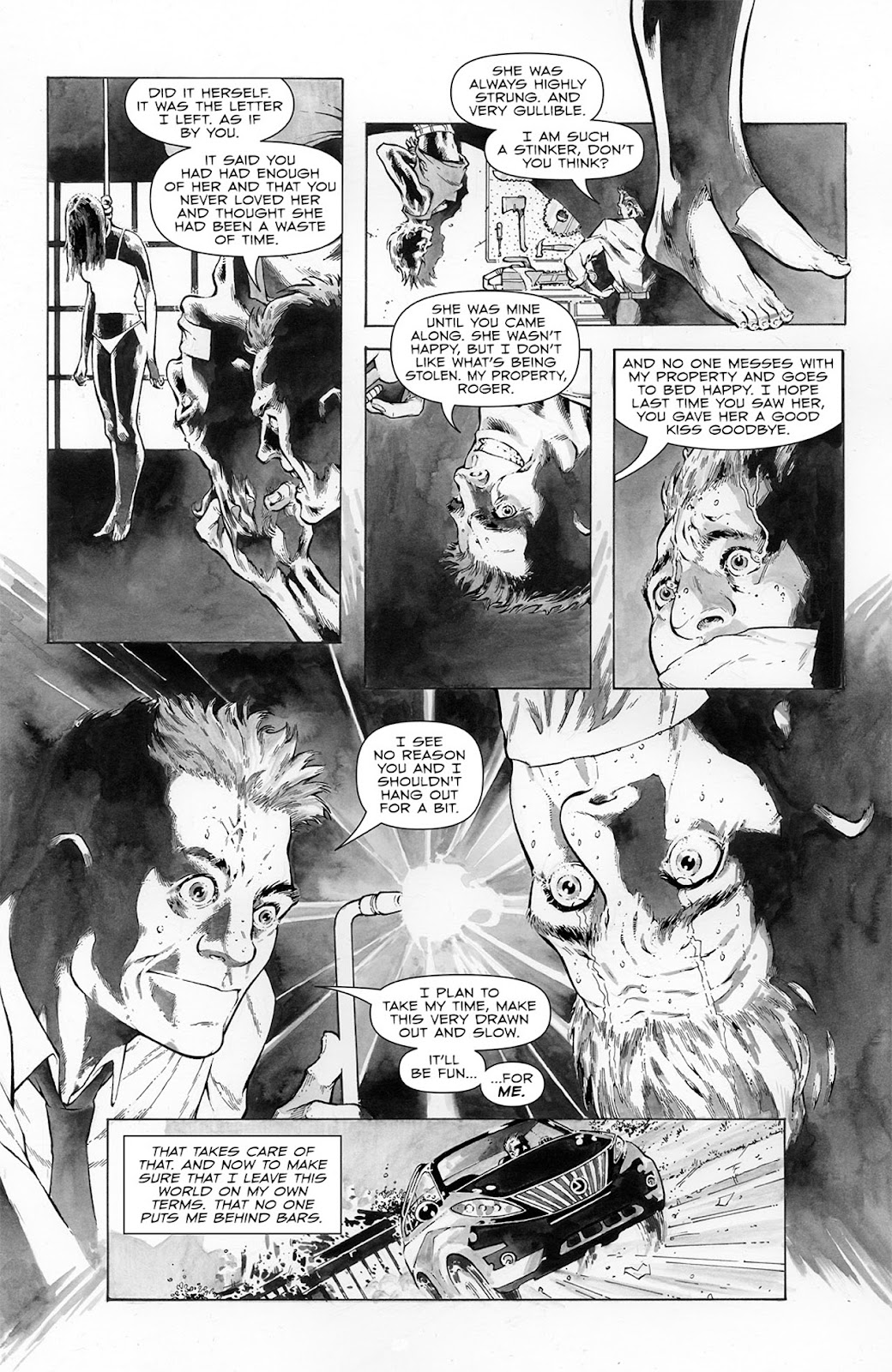 Creepy (2009) Issue #2 #2 - English 24