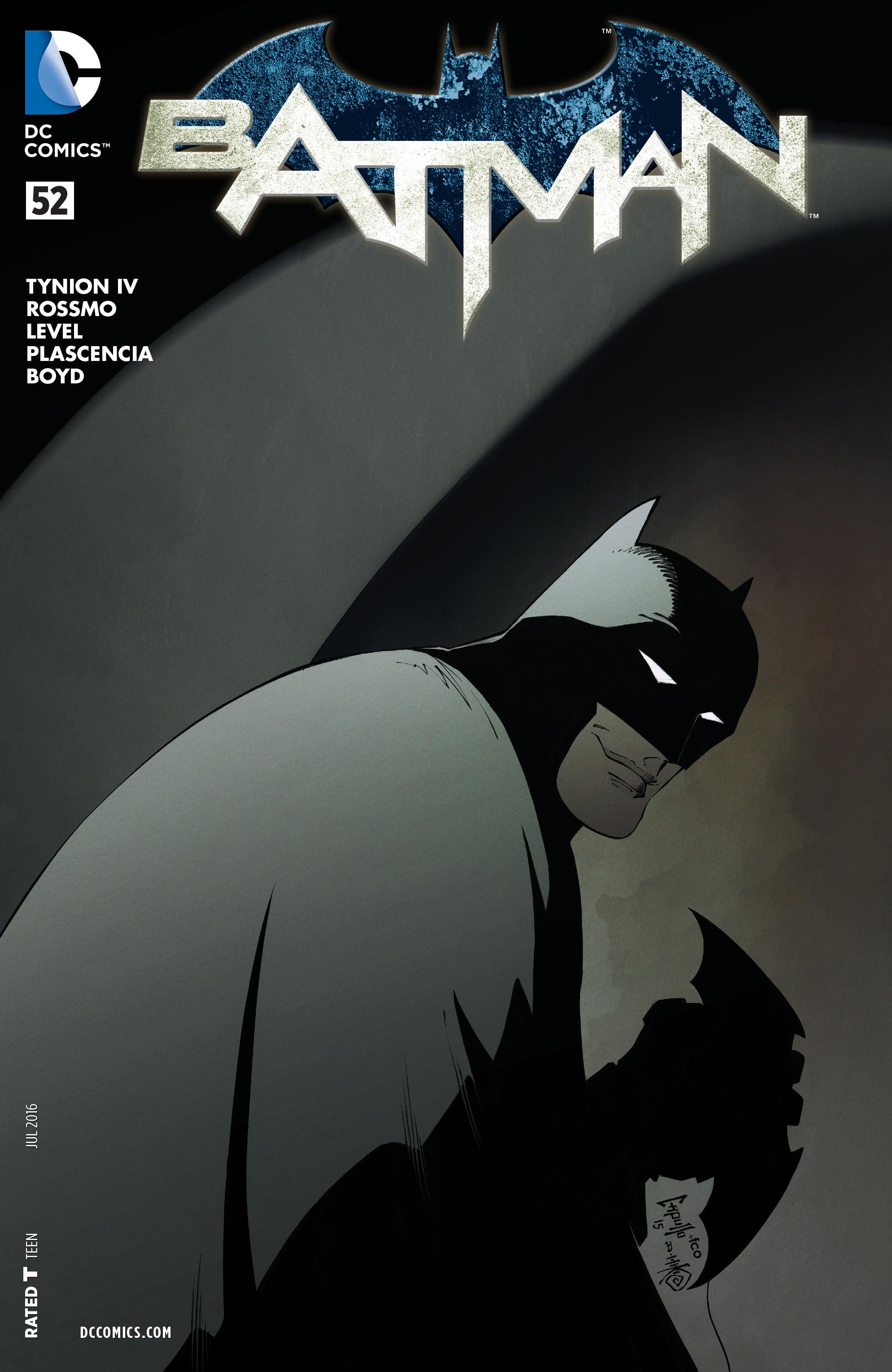 Batman (2011) #52 #75 - English 1