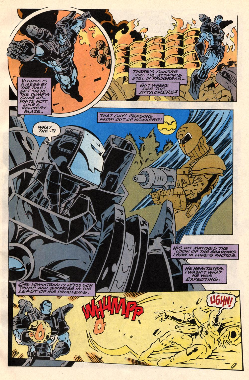 Force Works Issue #12 #12 - English 36