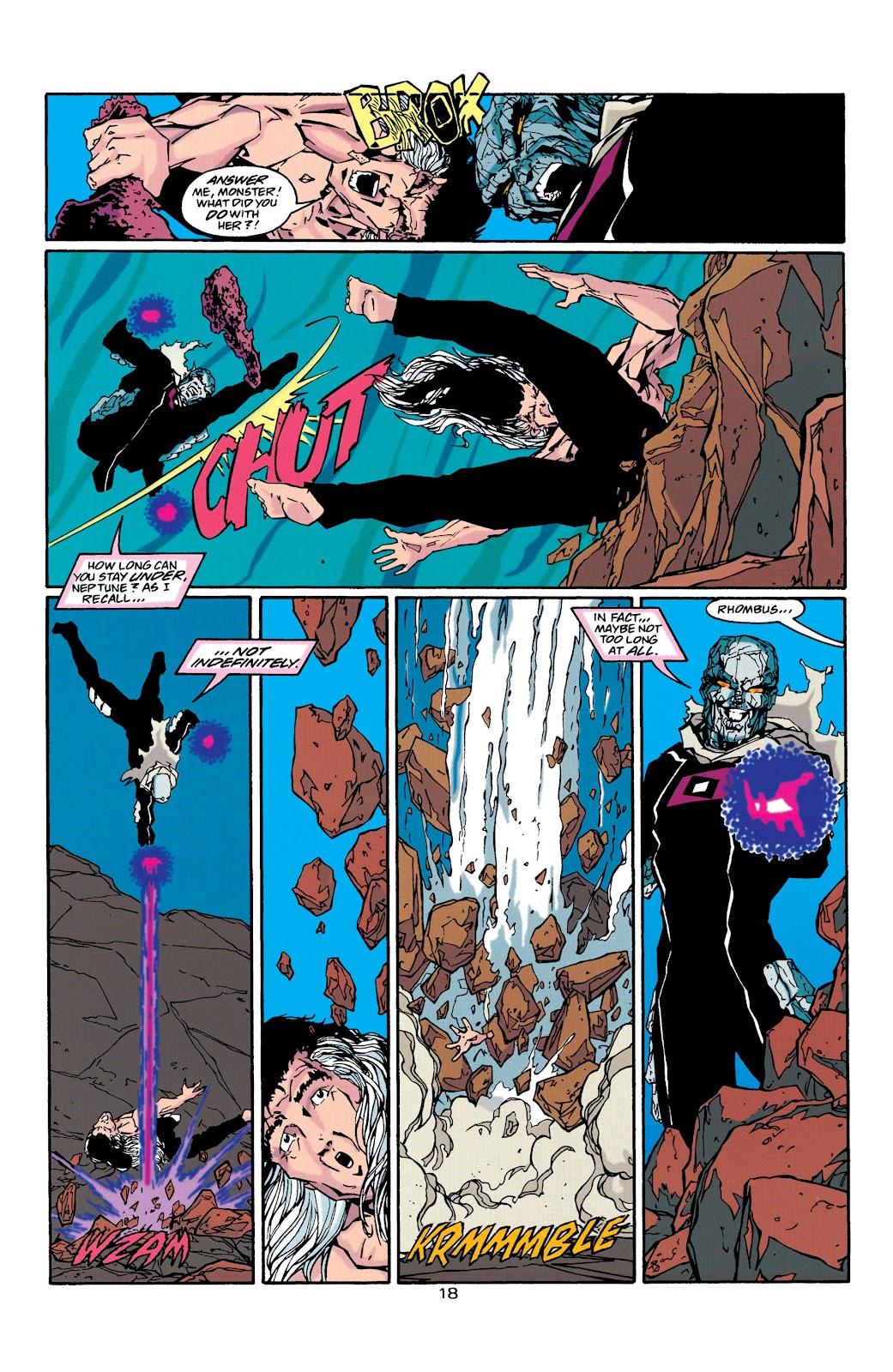 Aquaman (1994) Issue #39 #45 - English 18