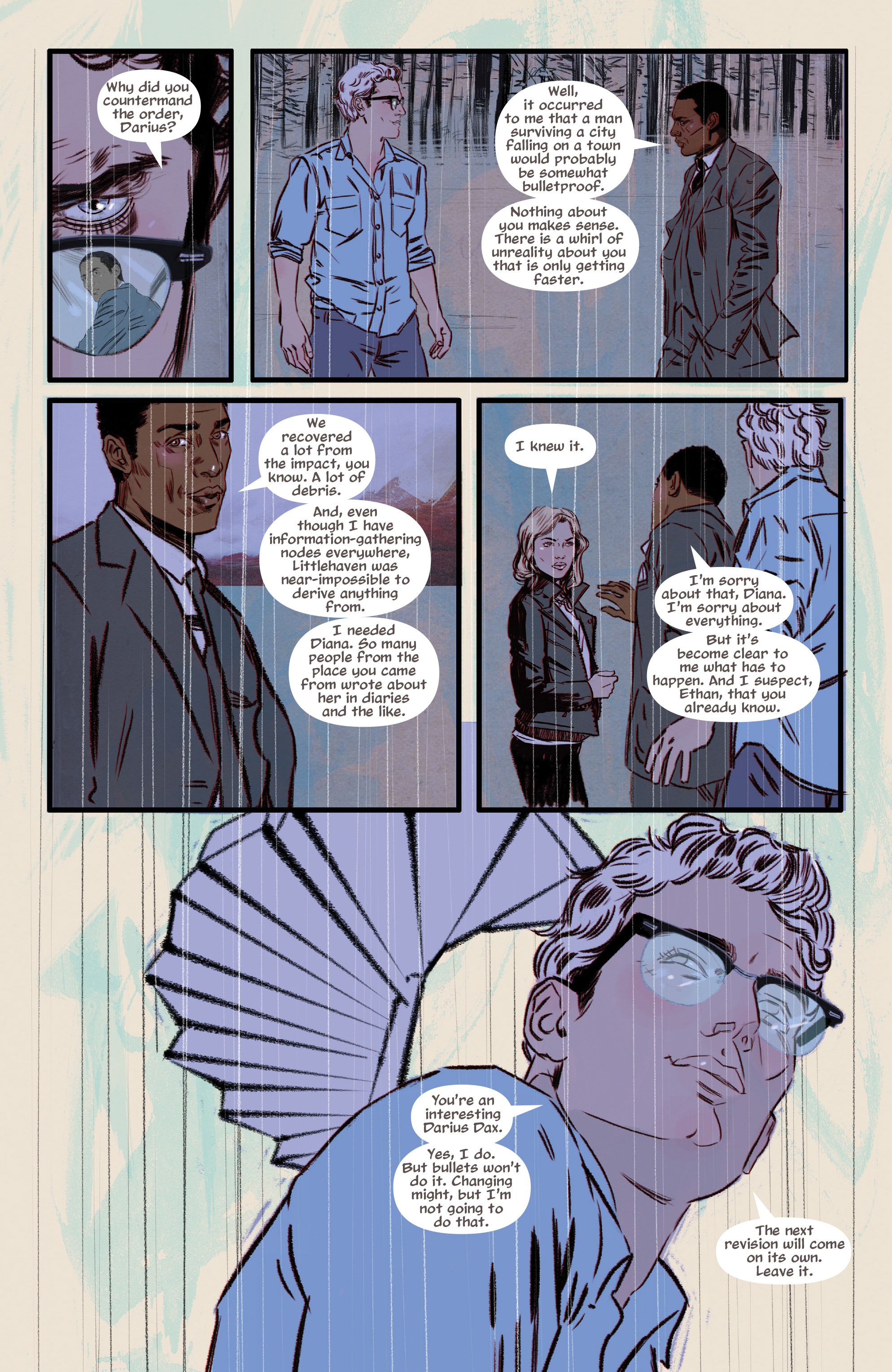 Read online Supreme Blue Rose comic -  Issue #7 - 19