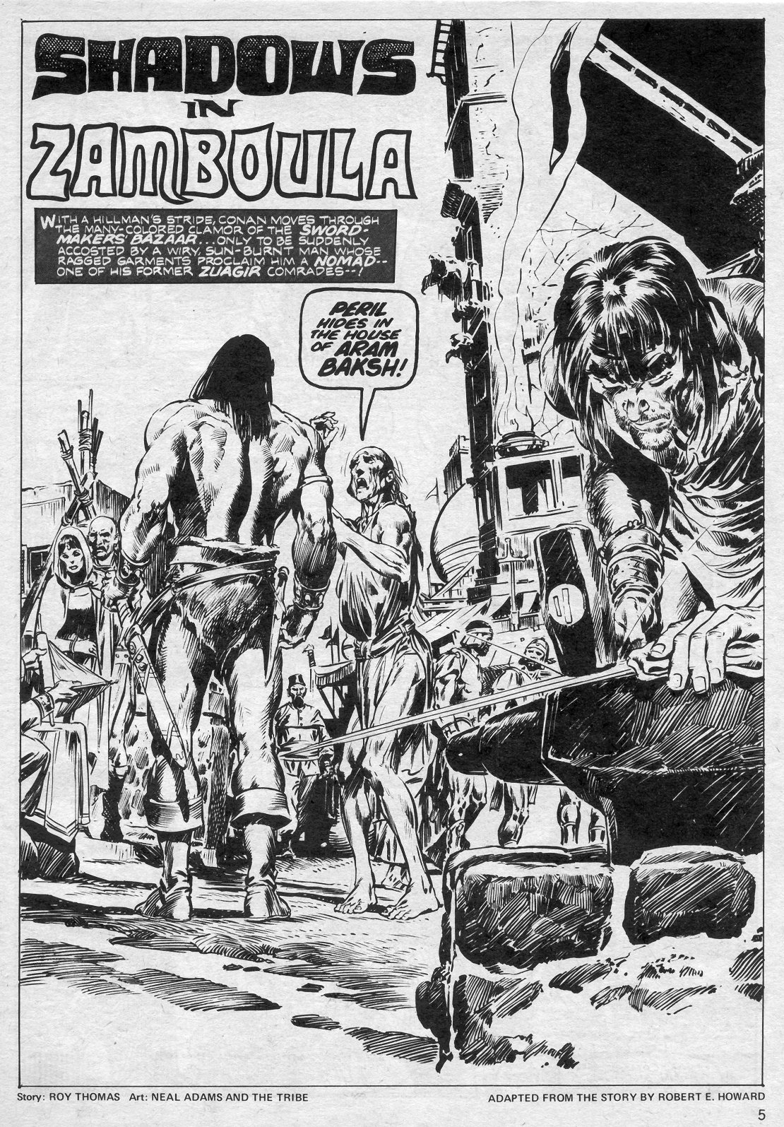 The Savage Sword Of Conan Issue #14 #15 - English 5