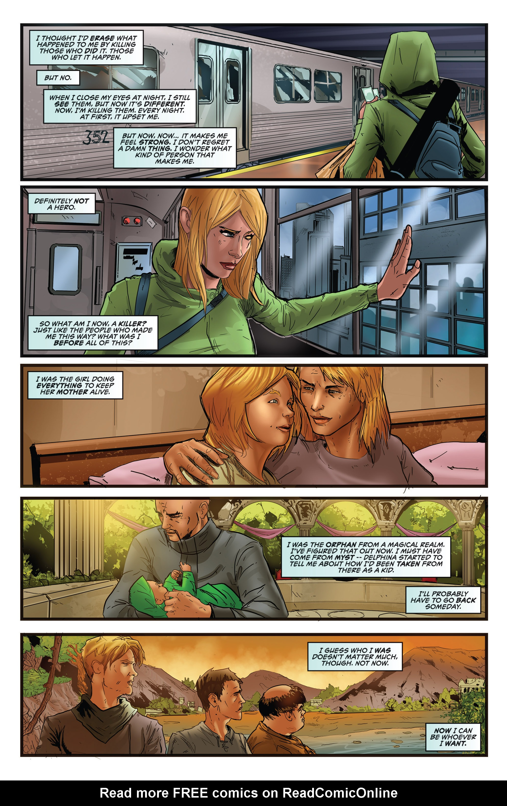 Read online Grimm Fairy Tales presents Robyn Hood (2012) comic -  Issue #5 - 39
