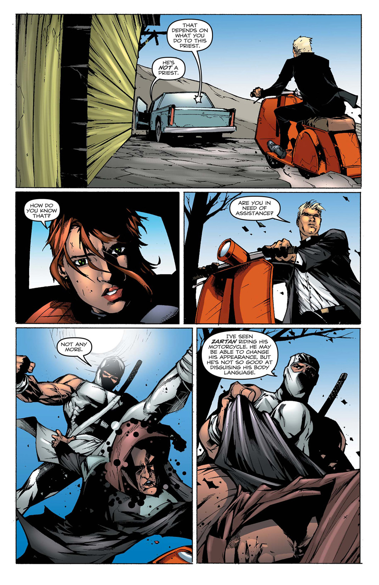 G.I. Joe: A Real American Hero 160 Page 16