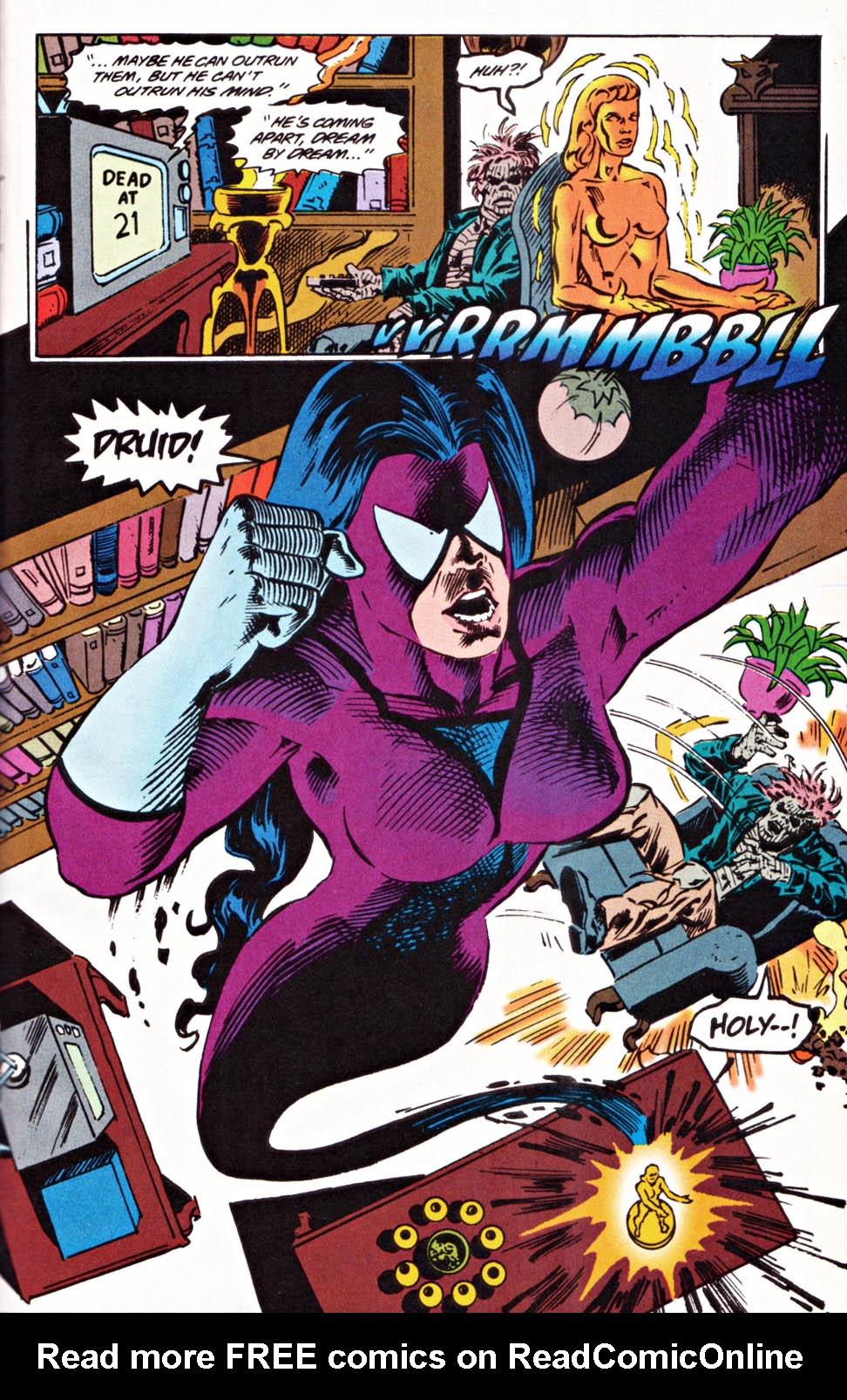 Read online Secret Defenders comic -  Issue #22 - 13