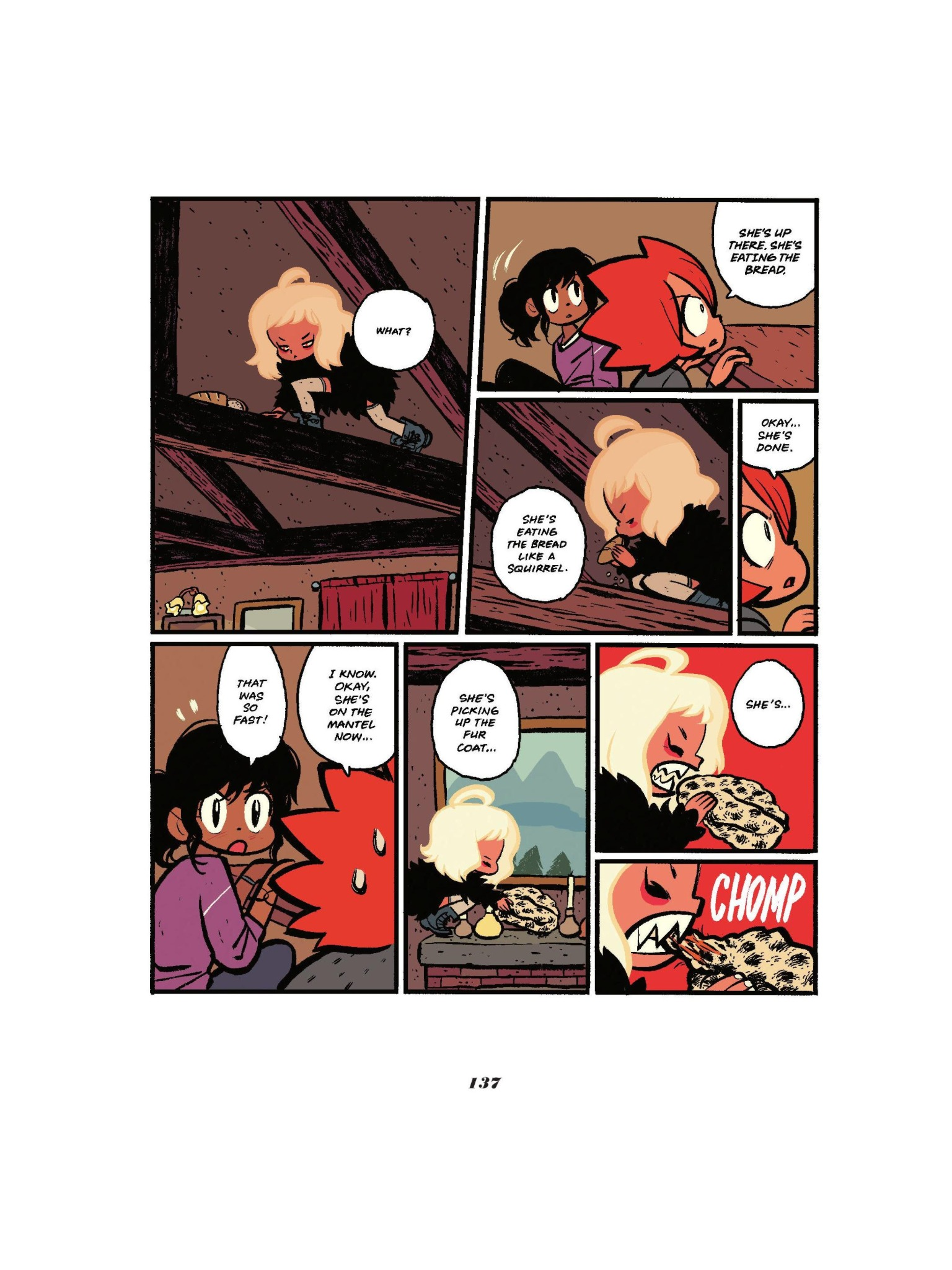 Read online Seconds comic -  Issue # Full - 138