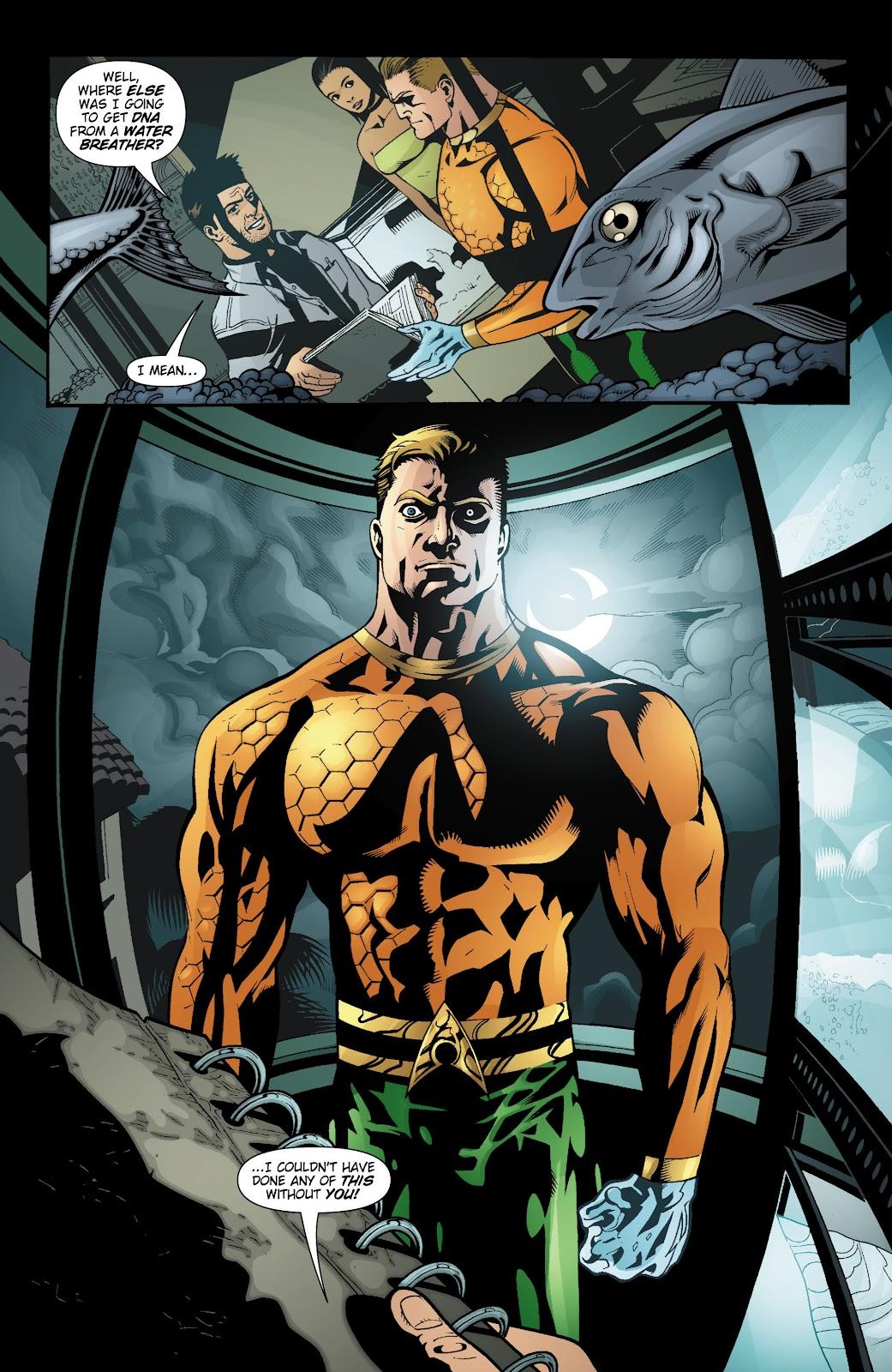 Aquaman (2003) Issue #19 #19 - English 12