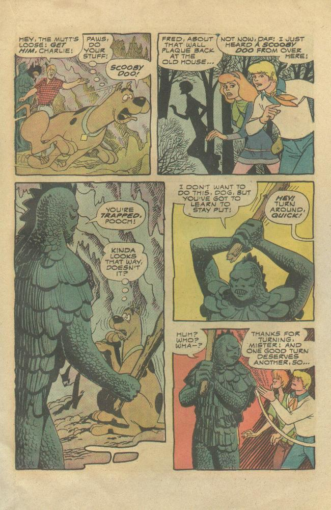 Read online Scooby-Doo... Mystery Comics comic -  Issue #27 - 12