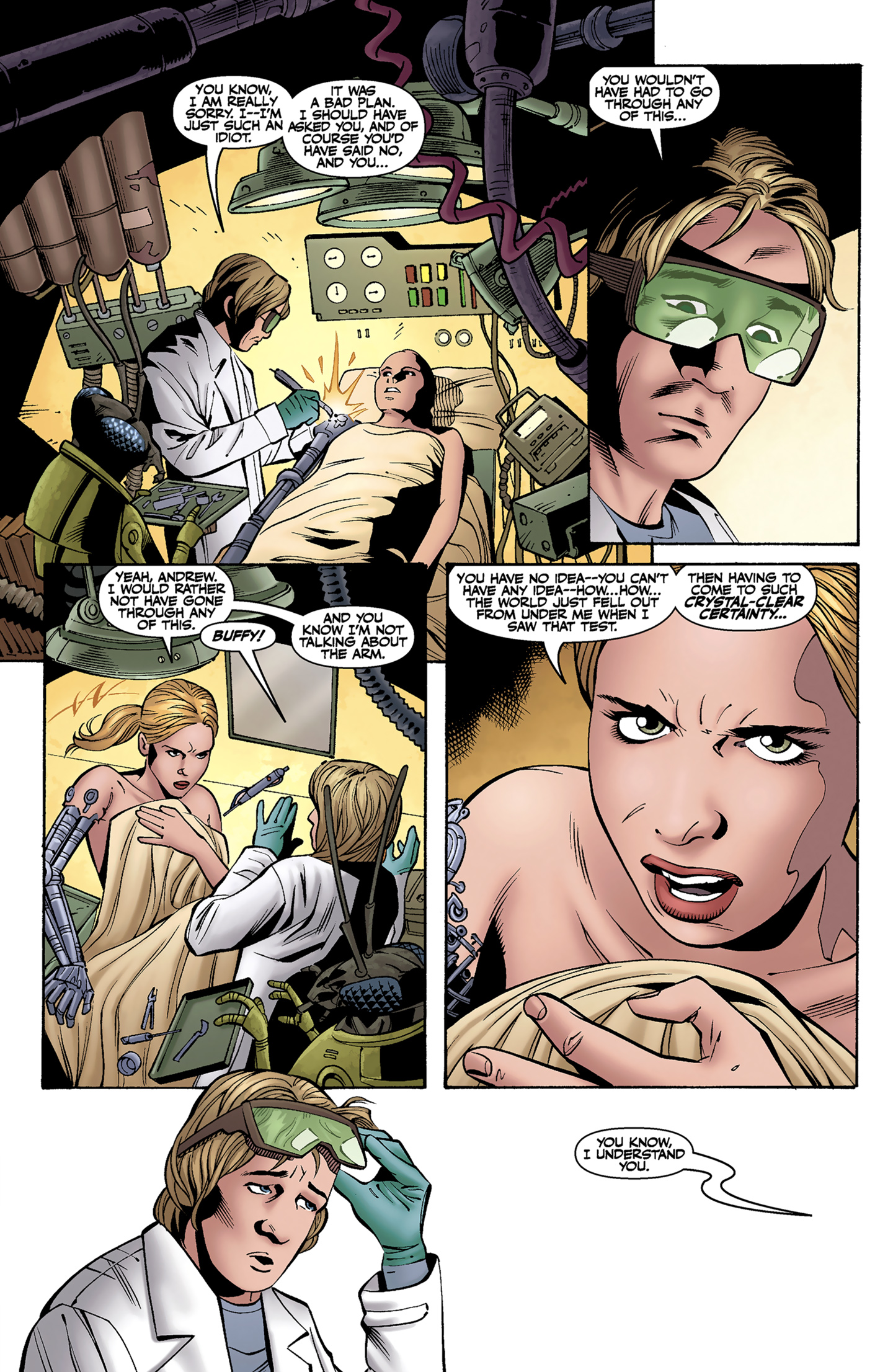 Read online Buffy the Vampire Slayer Season Nine comic -  Issue #9 - 13