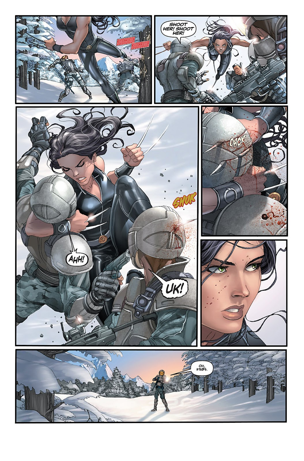 X-23: Target X Issue #1 #1 - English 15