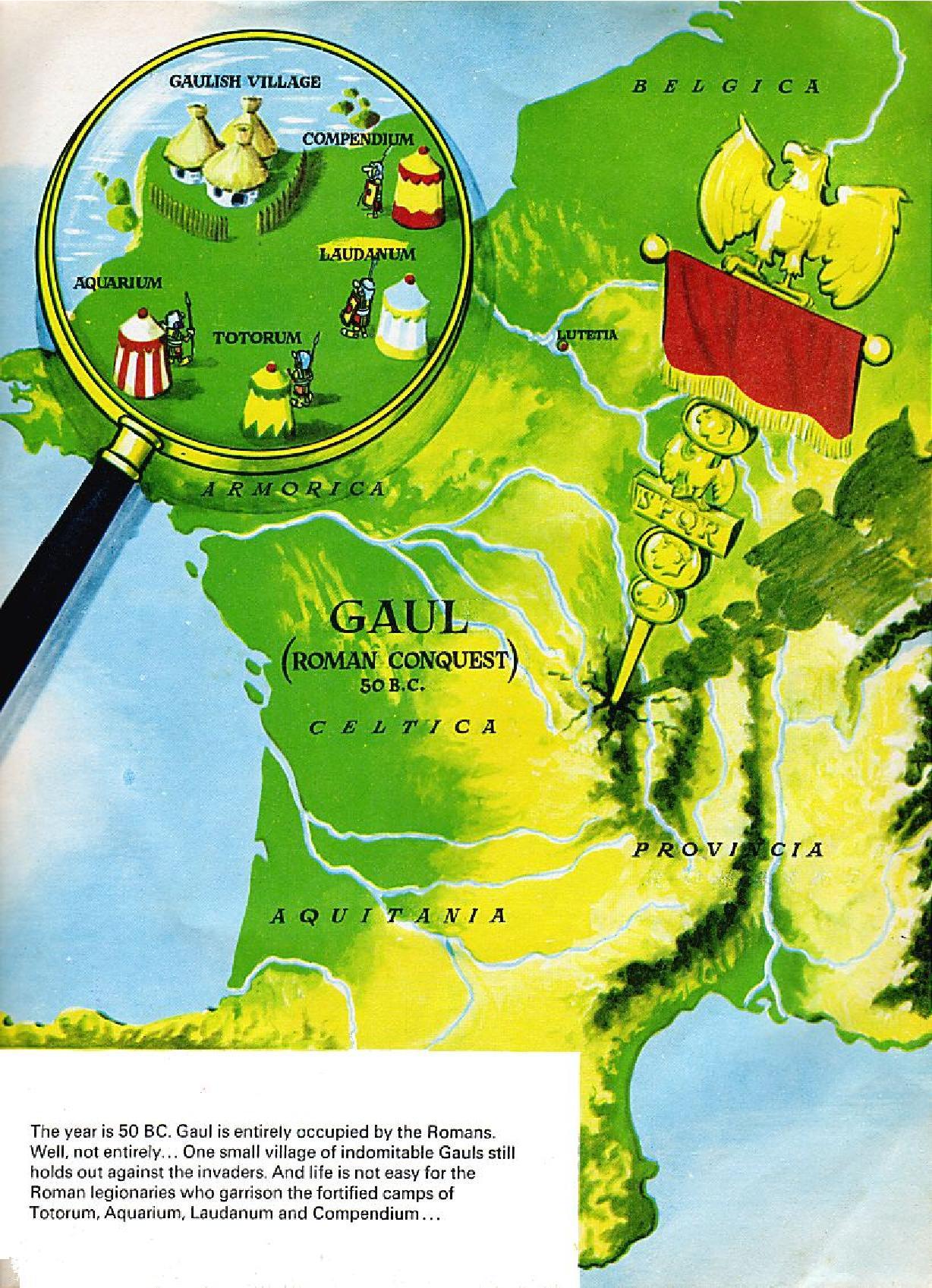 Asterix #1 #38 - English 3