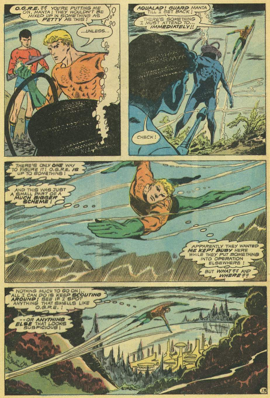 Aquaman (1962) Issue #53 #53 - English 17
