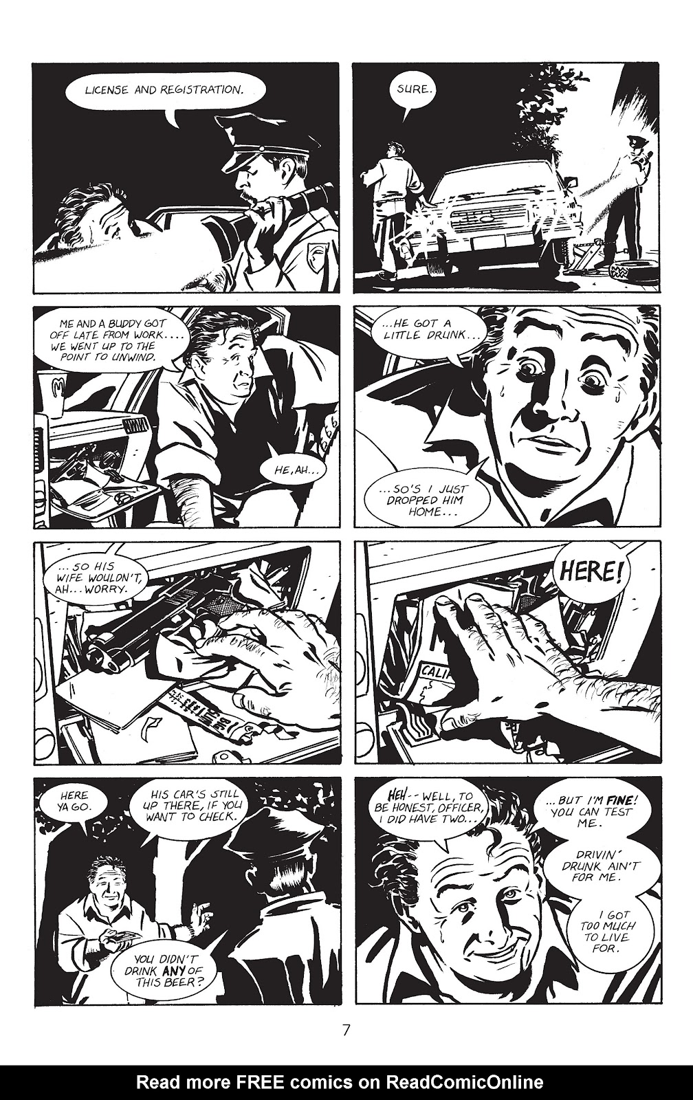 Stray Bullets Issue #1 #1 - English 10