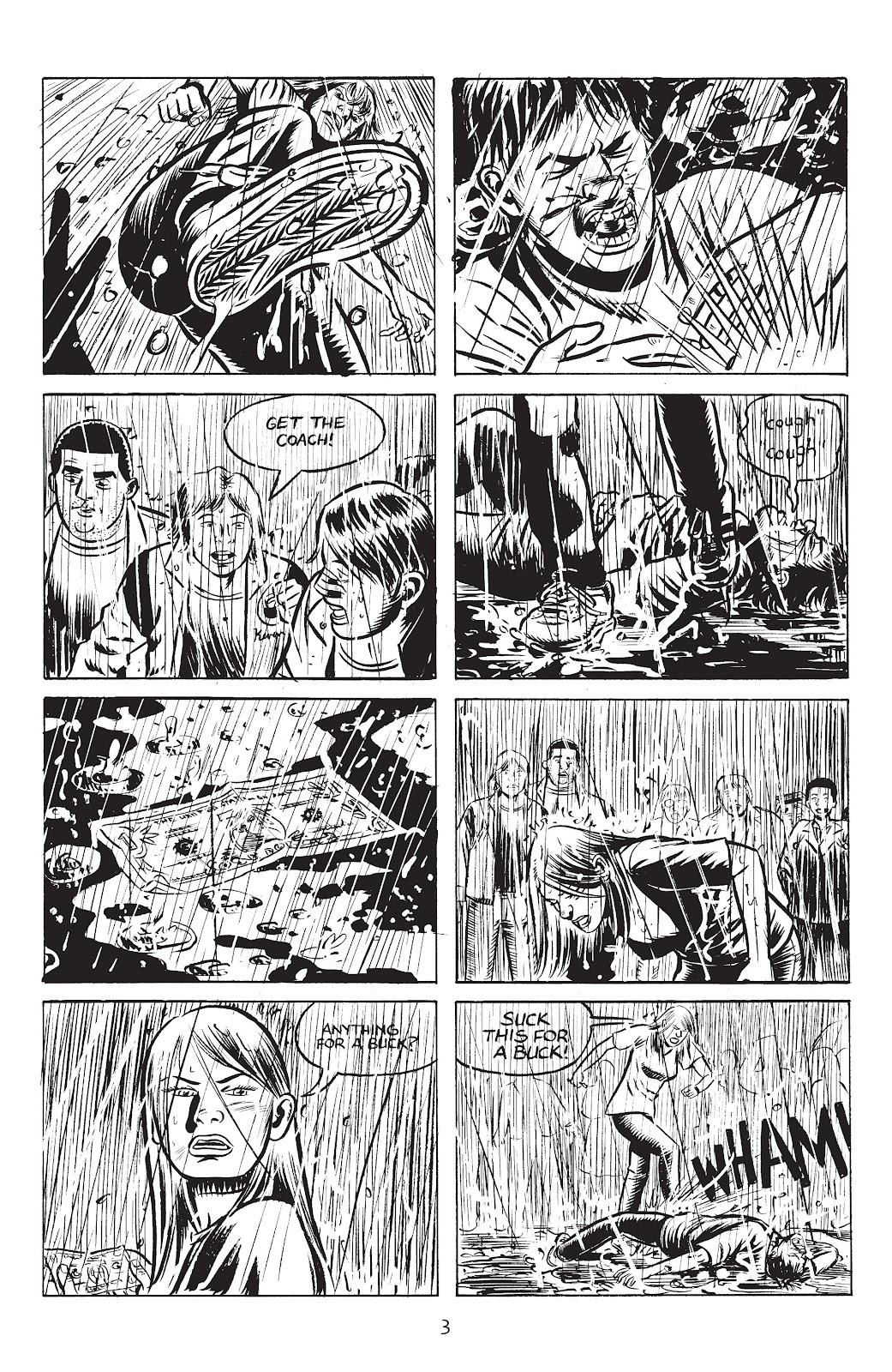 Stray Bullets Issue #33 #33 - English 5