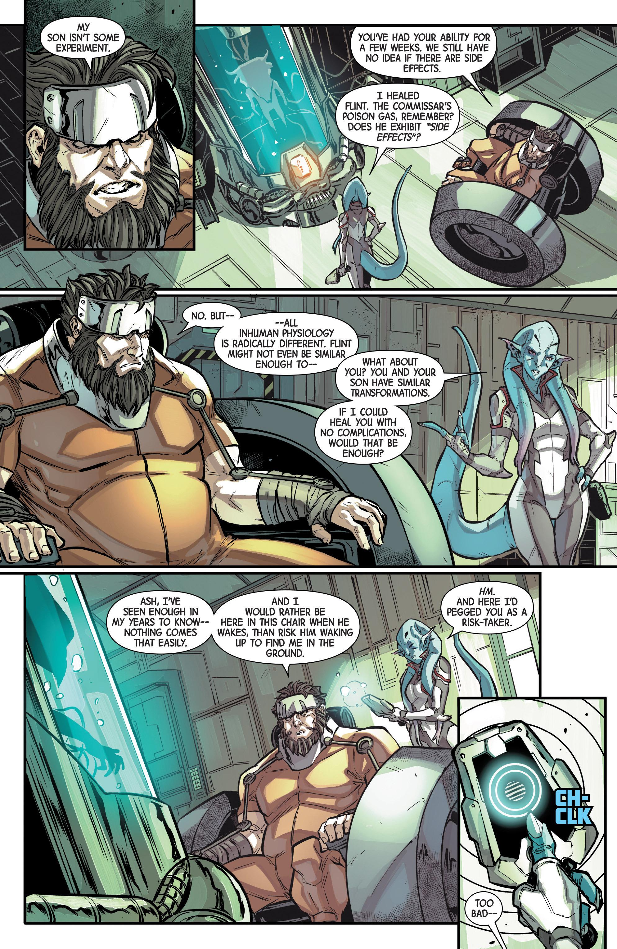 All-New Inhumans #11 #11 - English 14