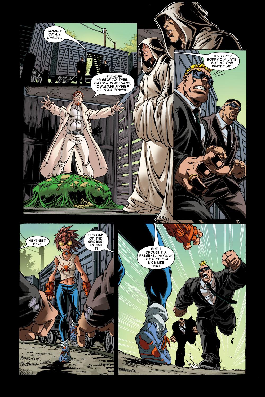 Read online Amazing Fantasy (2004) comic -  Issue #6 - 14