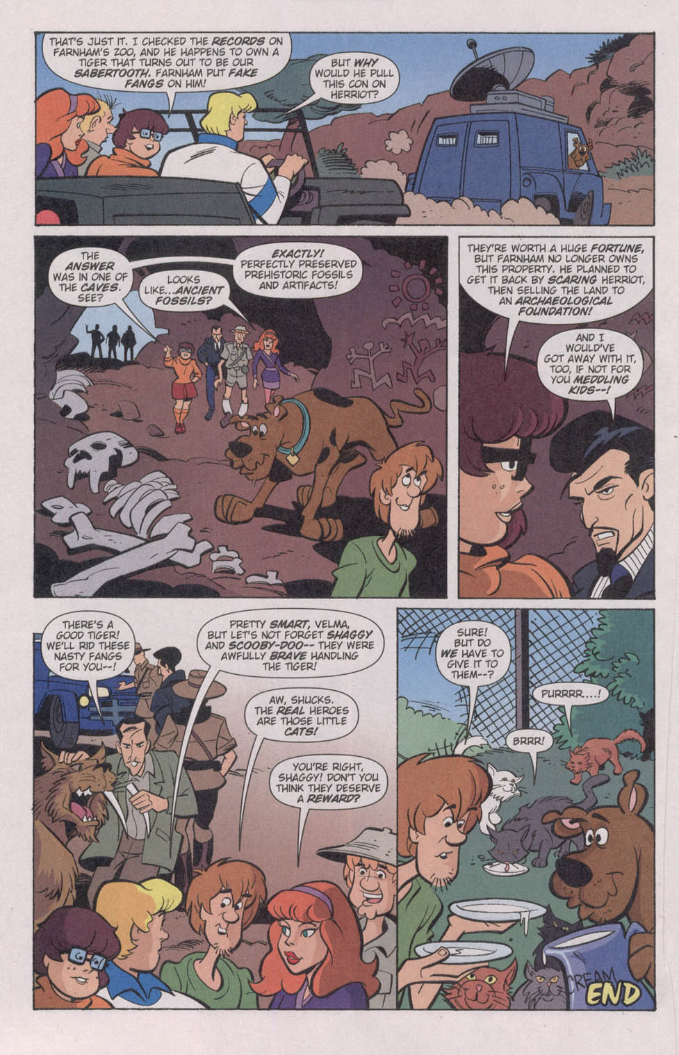 Read online Scooby-Doo (1997) comic -  Issue #81 - 20