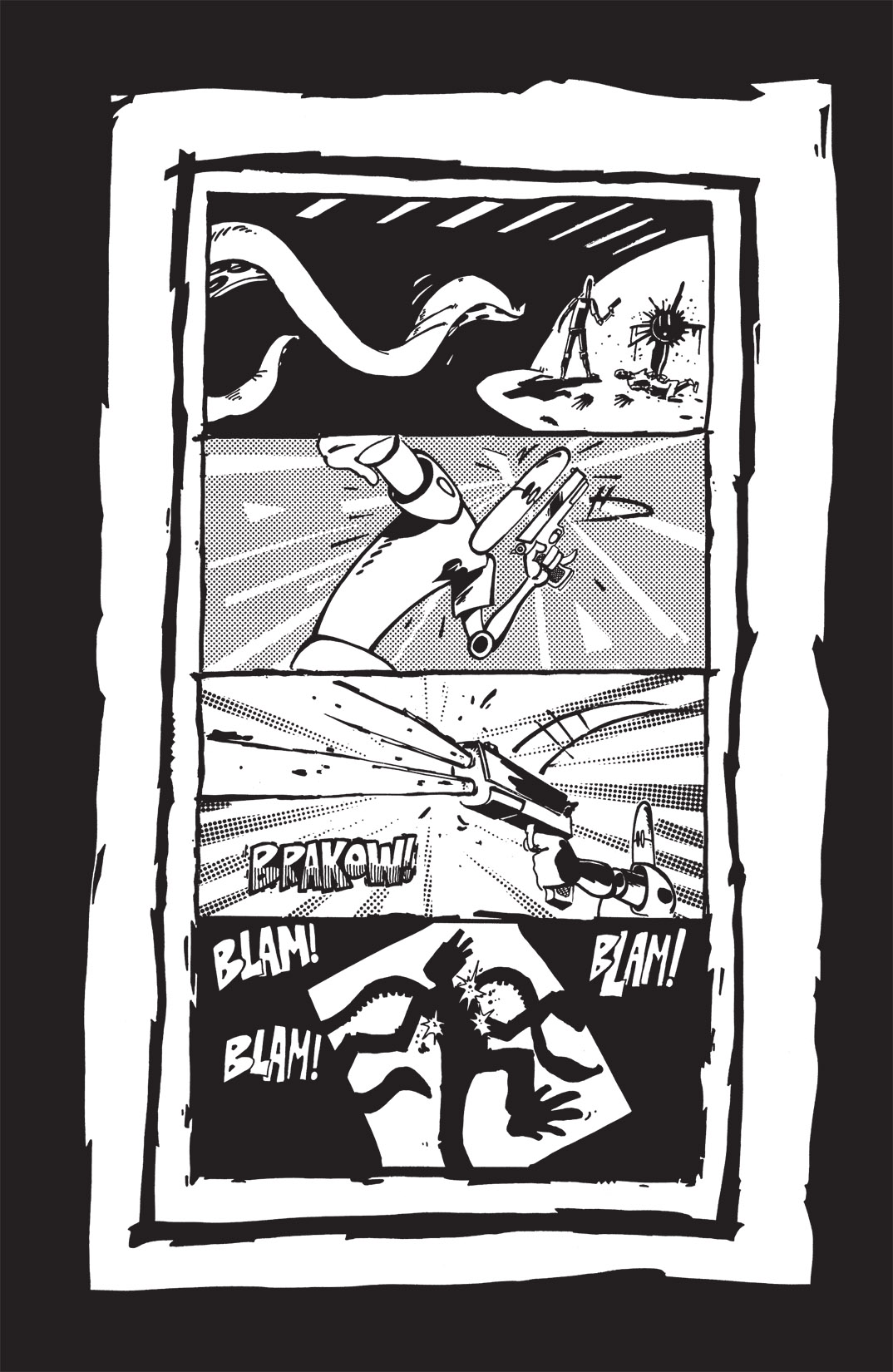 Read online Scud: The Disposable Assassin: The Whole Shebang comic -  Issue # TPB (Part 1) - 16