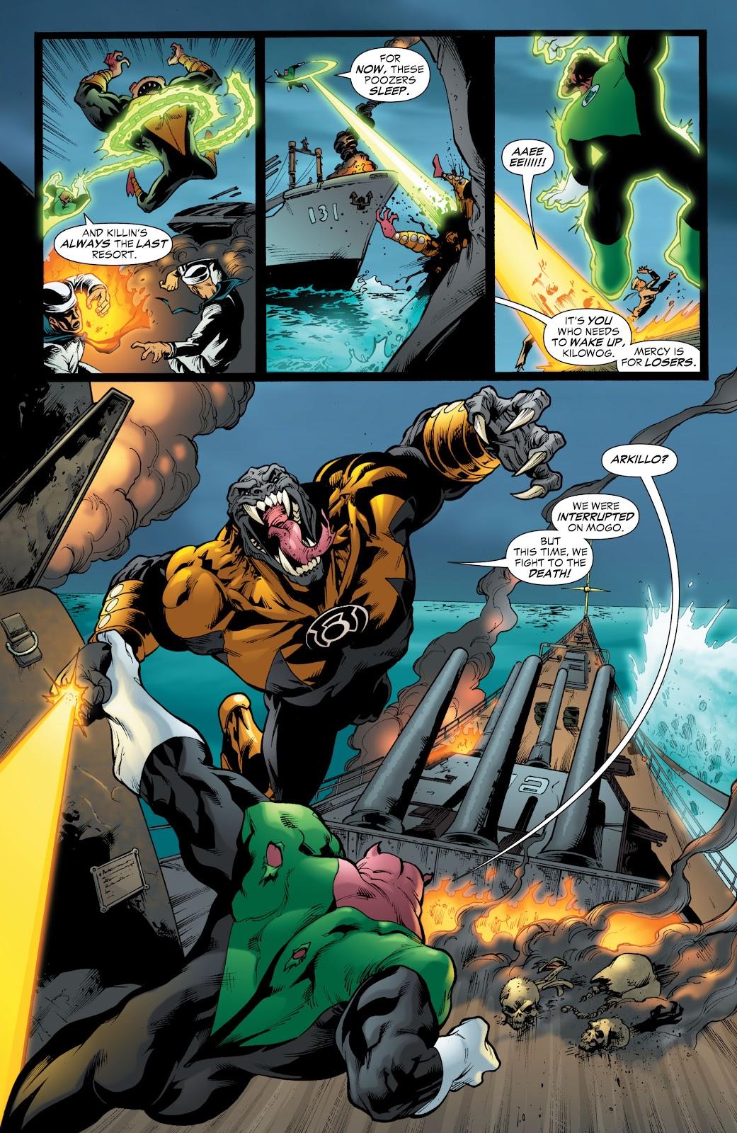 Green Lantern: The Sinestro Corps War Full #1 - English 206